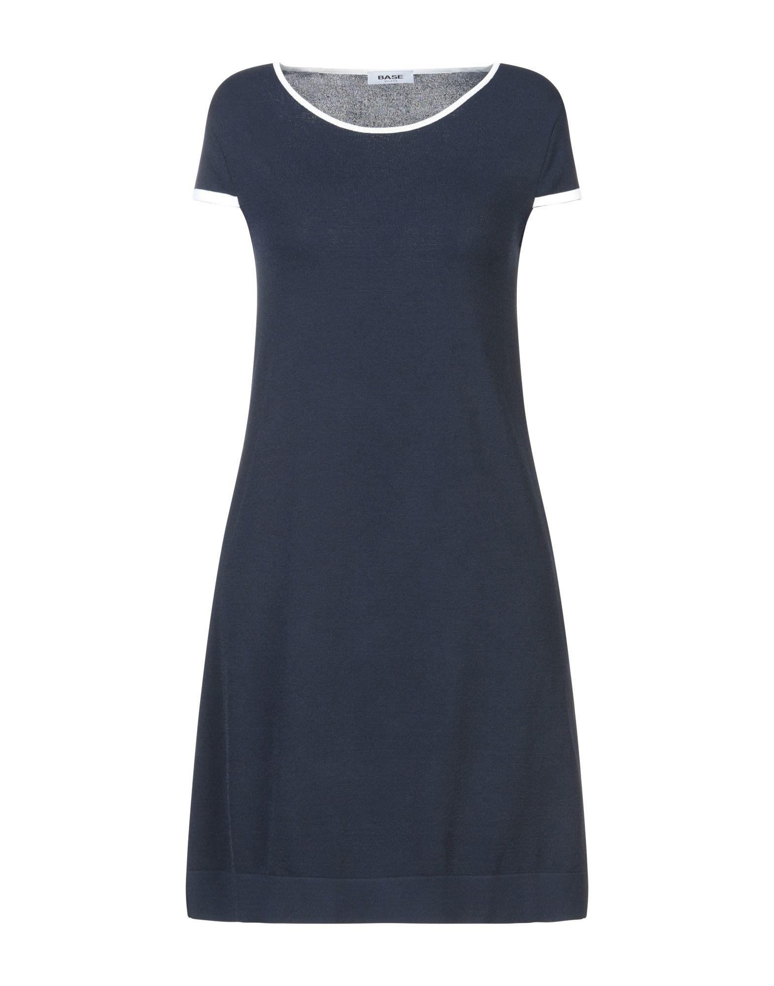 BASE Короткое платье base короткое платье