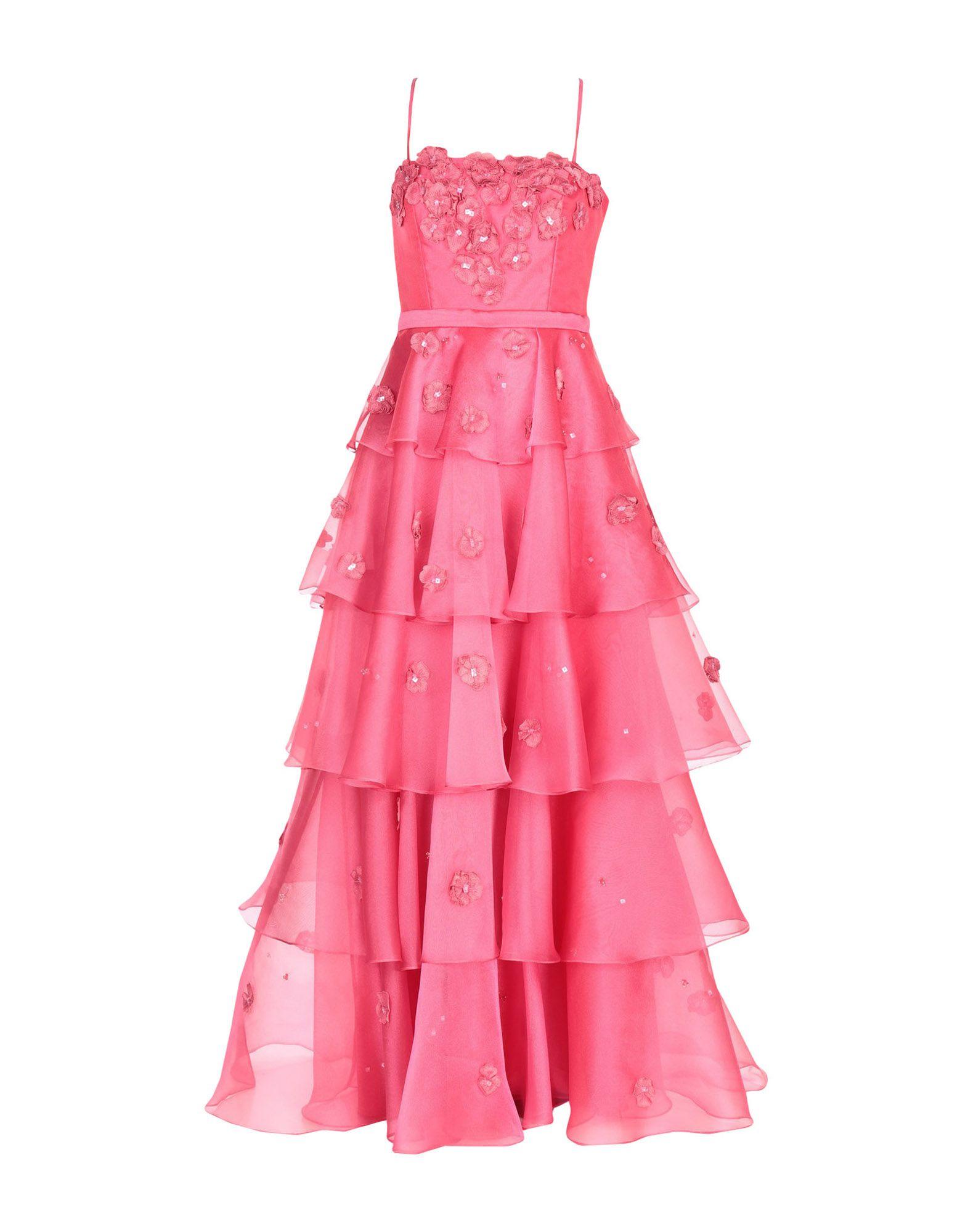 ANDREA MIRAMONTI Длинное платье