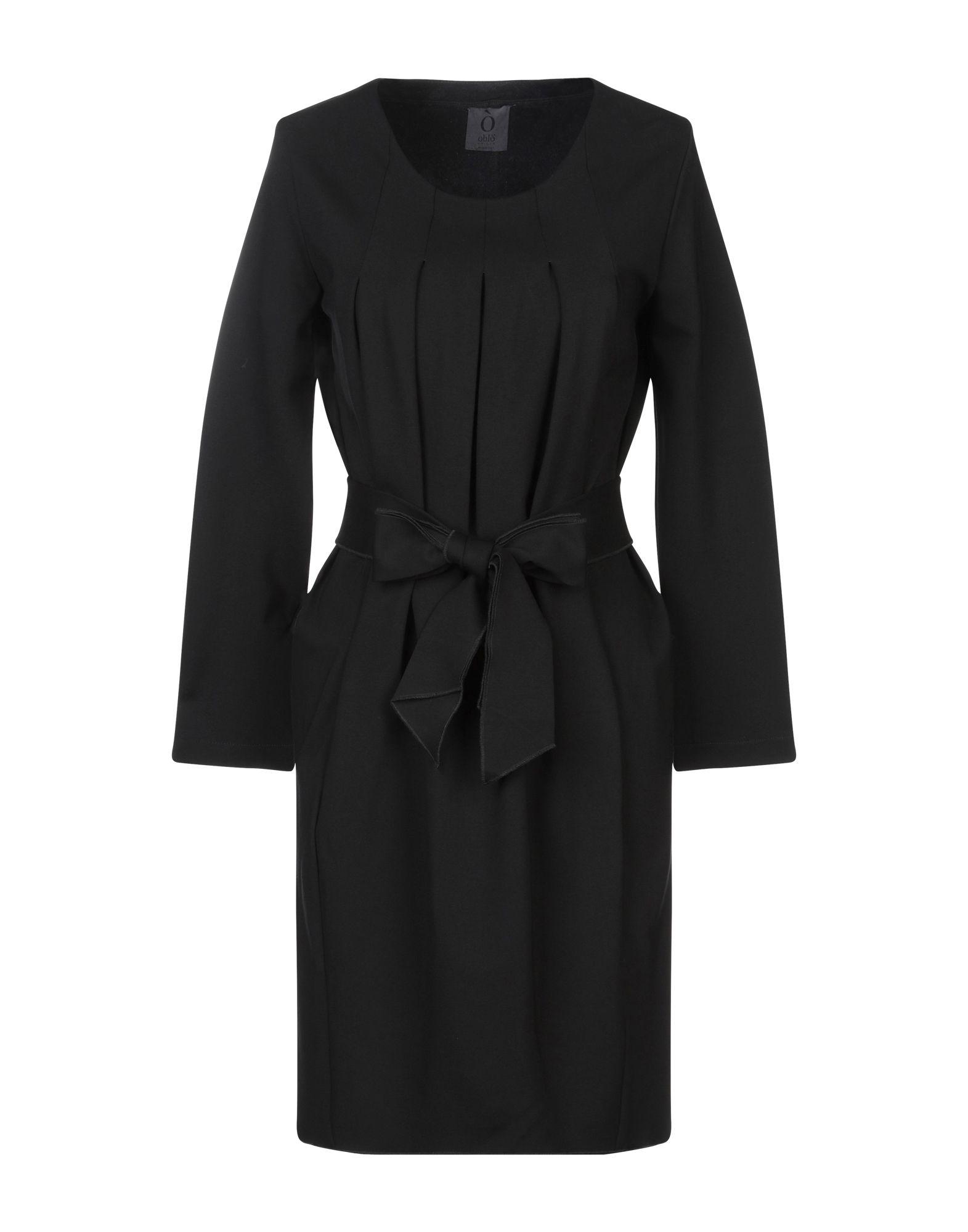 OBLÒ UNIQUE Короткое платье oblò® unique платье до колена