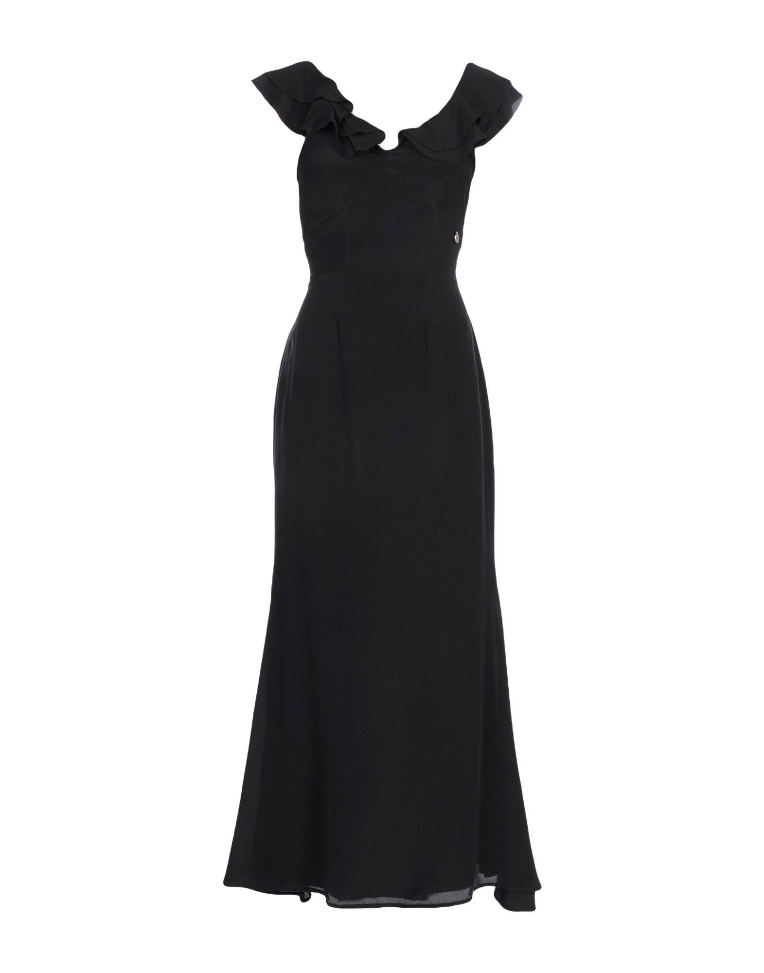 KORALLINE Длинное платье платье koralline koralline ko013ewzcw96