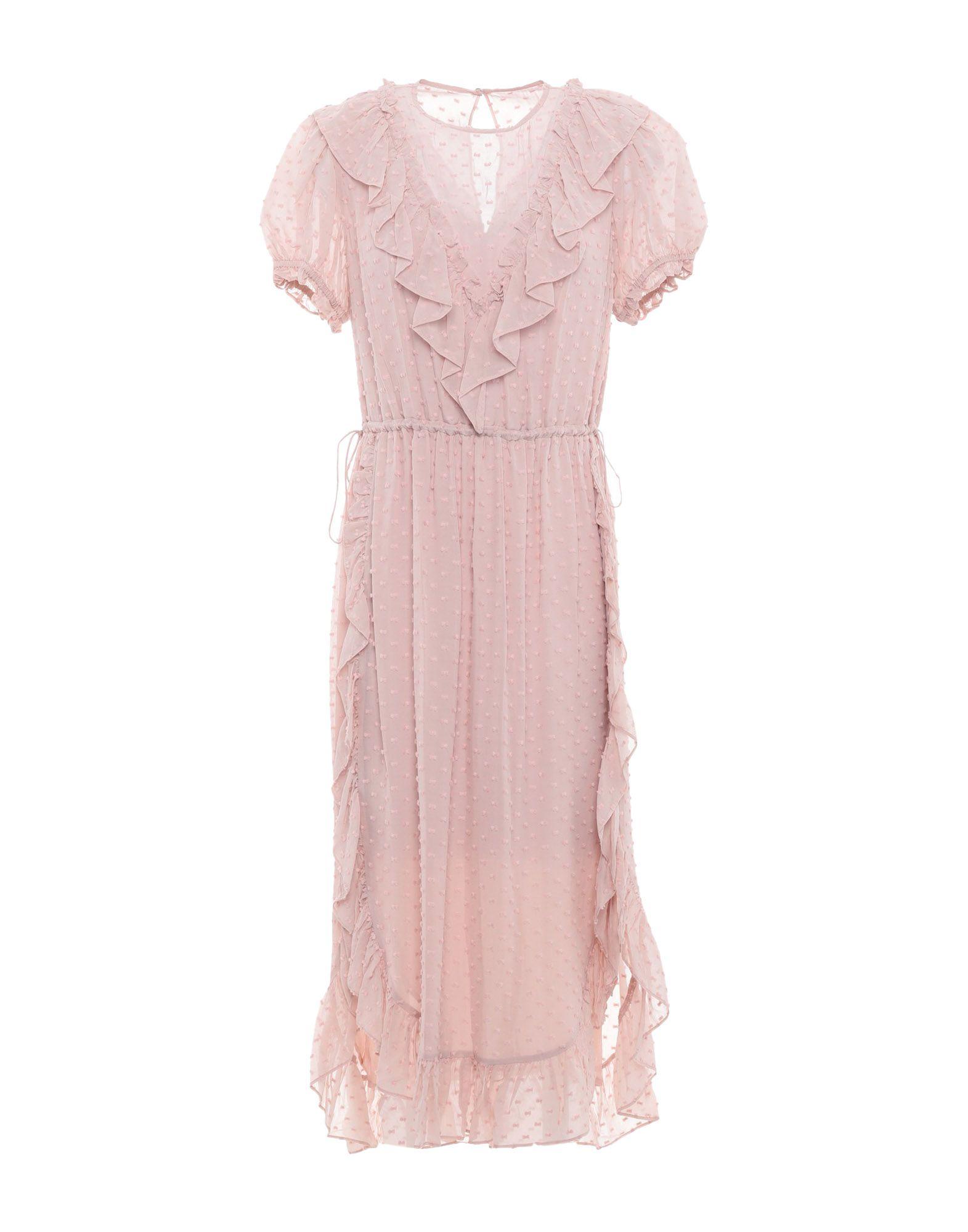 ULLA JOHNSON Платье длиной 3/4 ulla johnson длинное платье