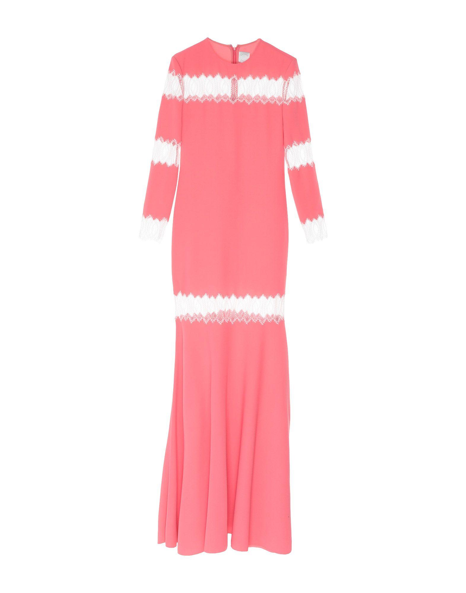HUISHAN ZHANG Длинное платье цена