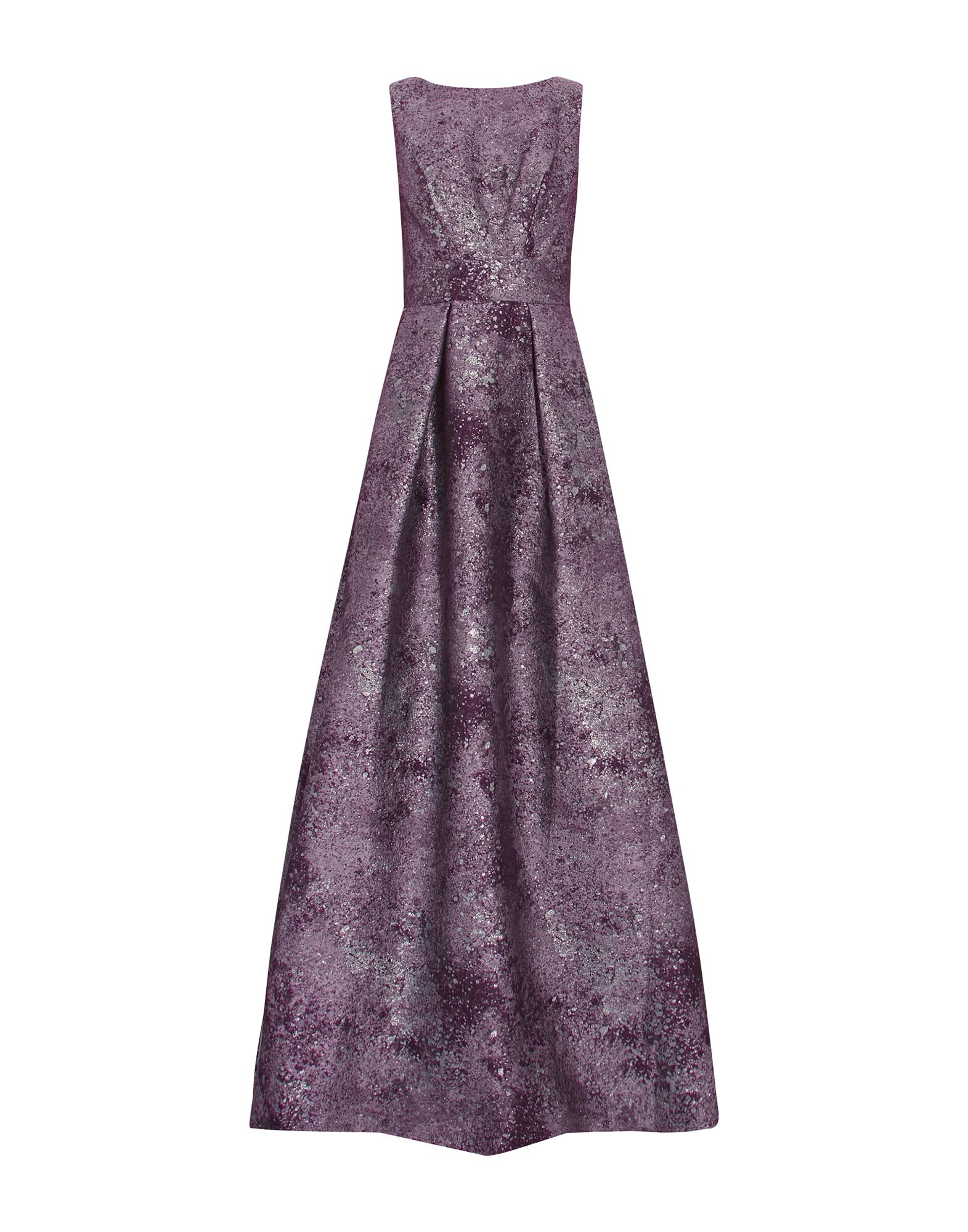 MIKAEL AGHAL Long Dresses in Mauve