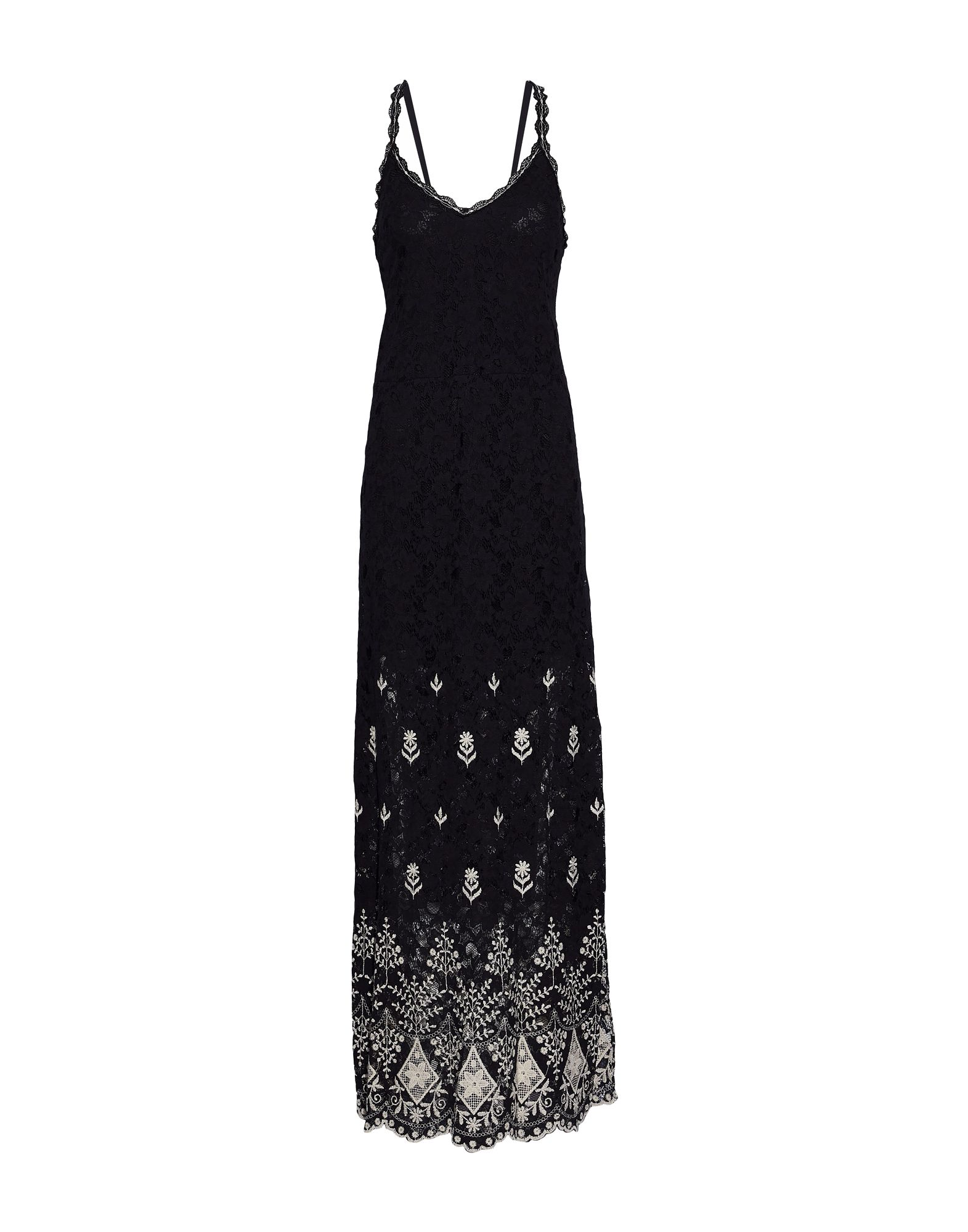 ALICE + OLIVIA Длинное платье alice miller длинное платье