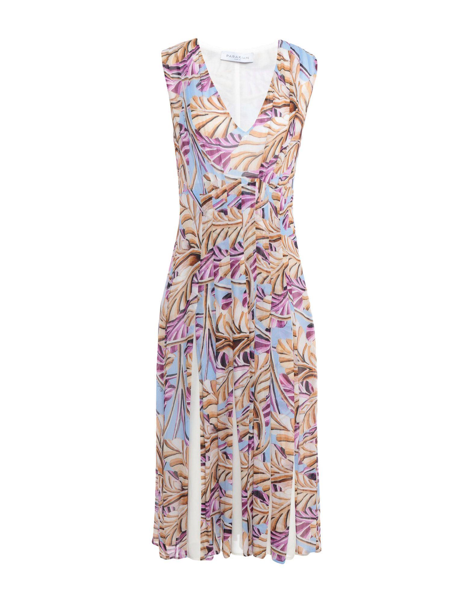 PARAKIAN Платье до колена платье didier parakian
