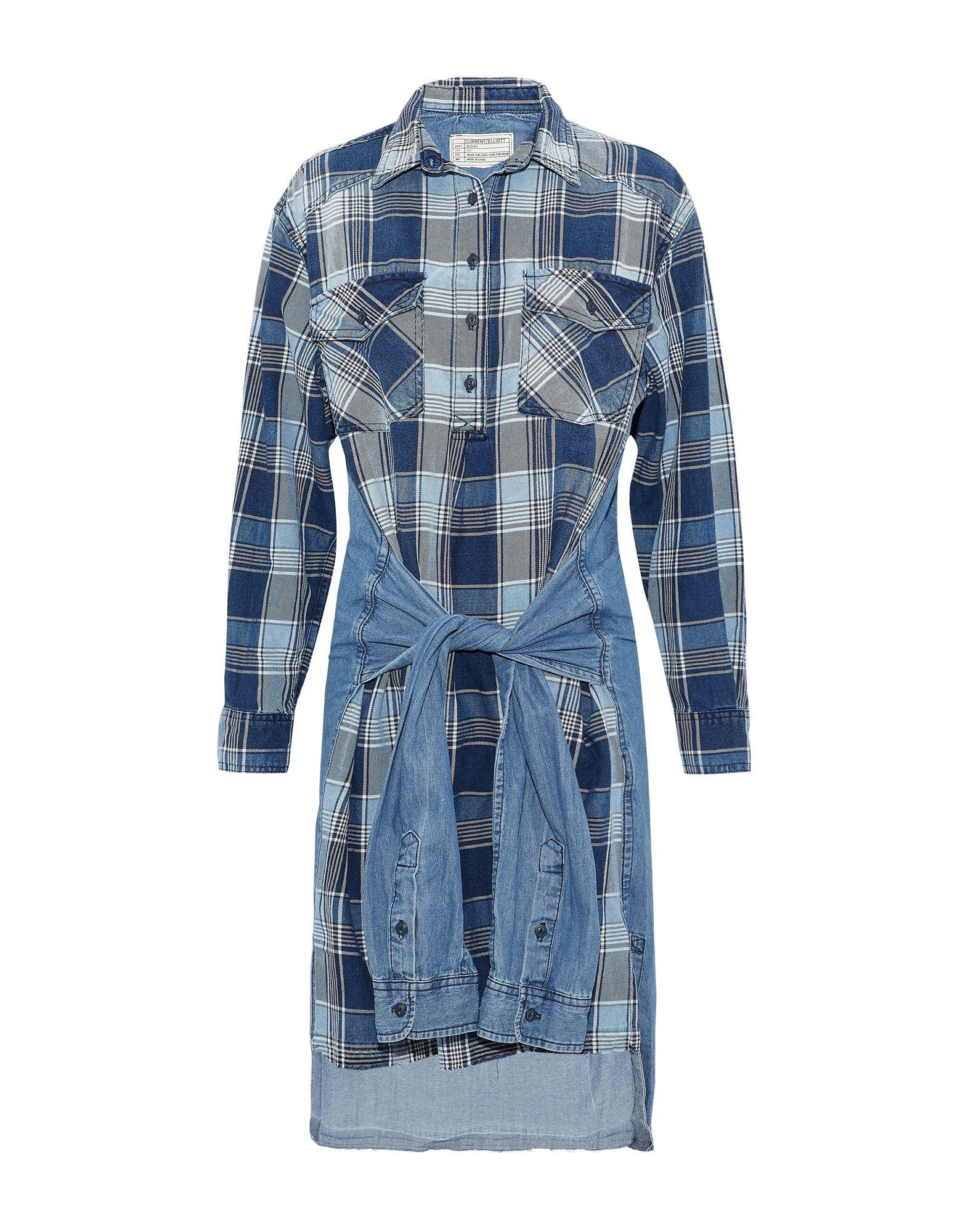 CURRENT/ELLIOTT Короткое платье