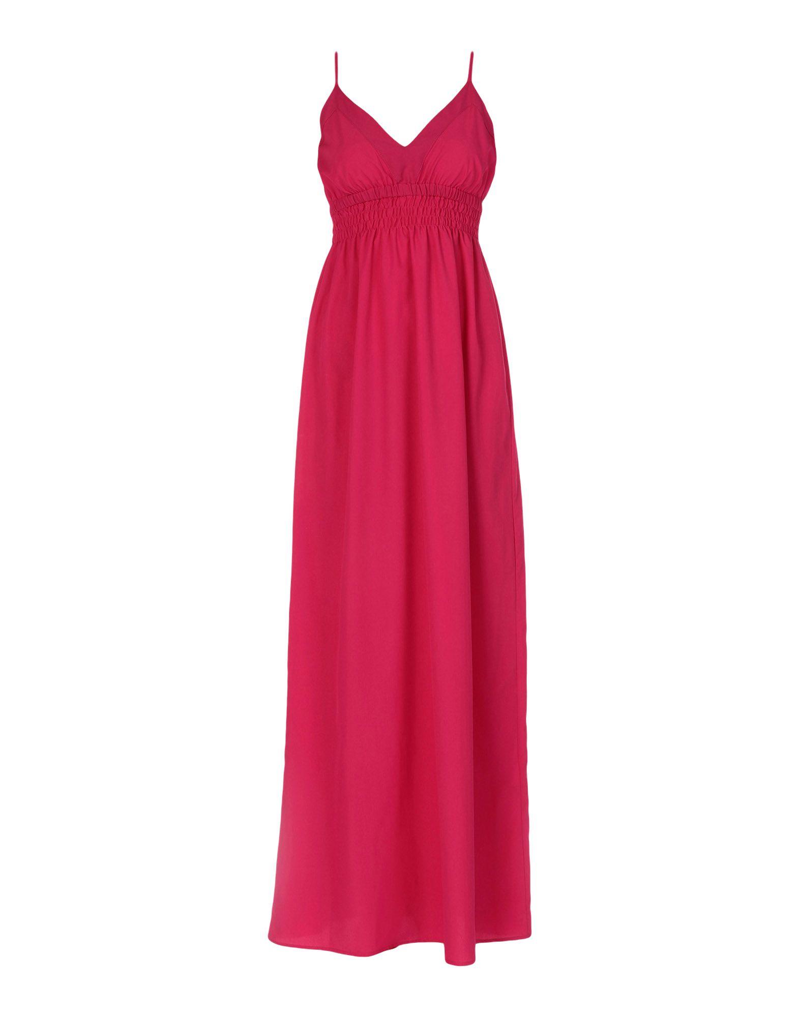 FLAVIO CASTELLANI Длинное платье цена 2017