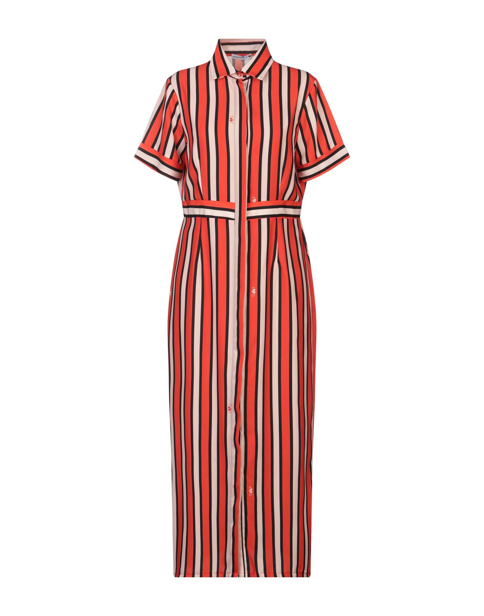 ANIMAGEMELLA Платье длиной 3/4 цена и фото