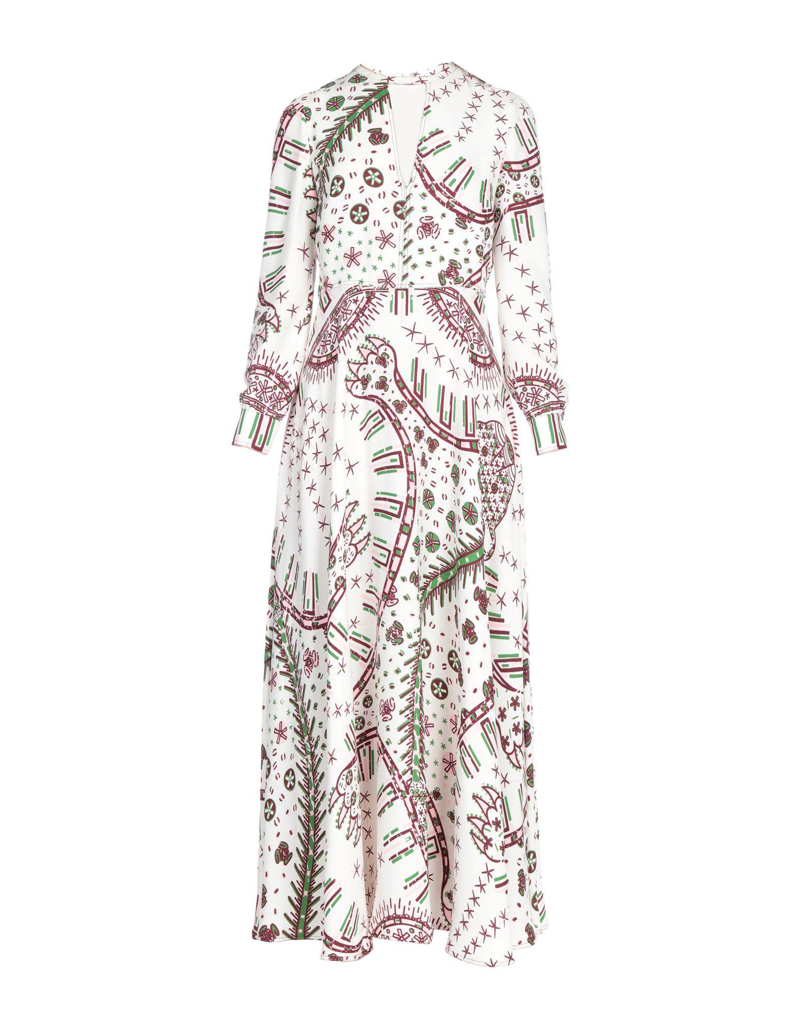 VALENTINO Длинное платье theory длинное платье