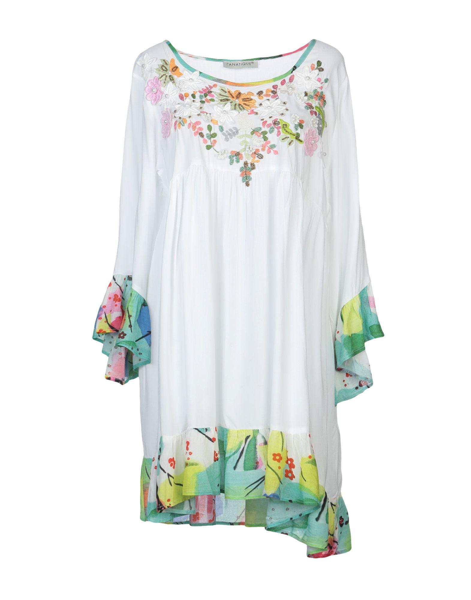 FANATIQUE® Короткое платье
