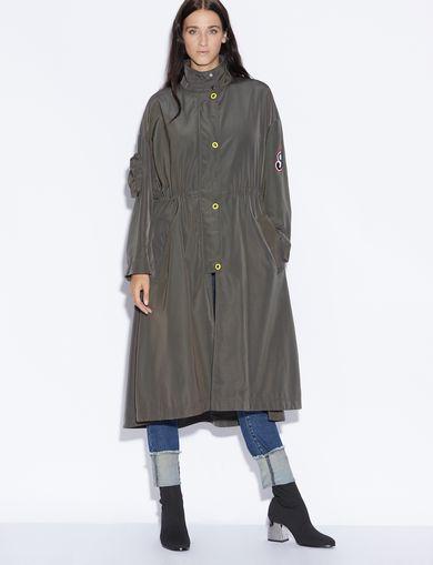 2c7751221a4a3 Abrigos y chaquetas de Mujer Armani Exchange