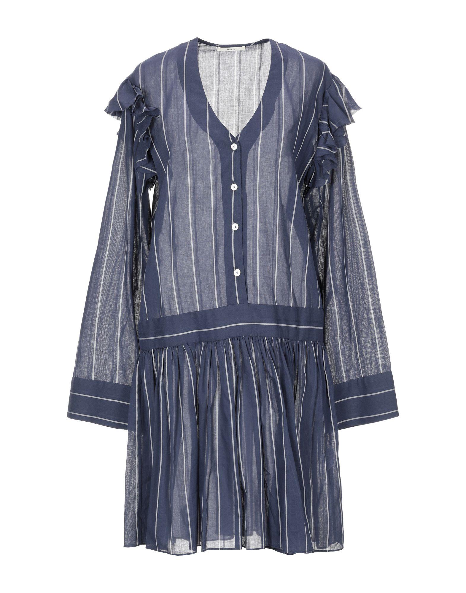 MATIN Короткое платье