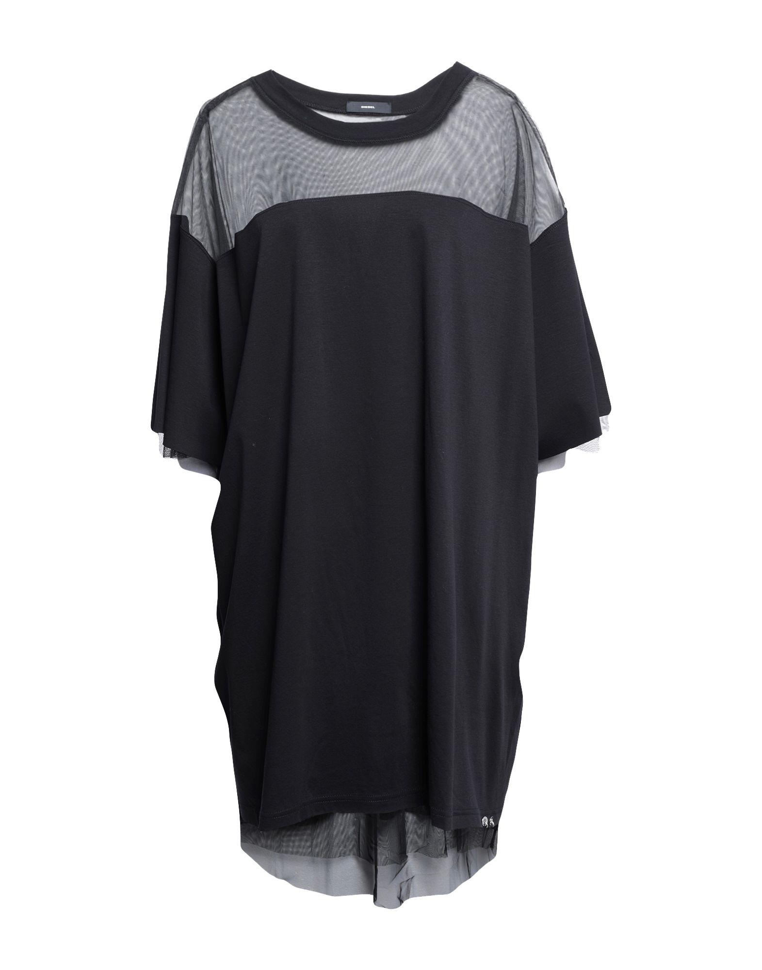 DIESEL Короткое платье diesel black gold короткое платье