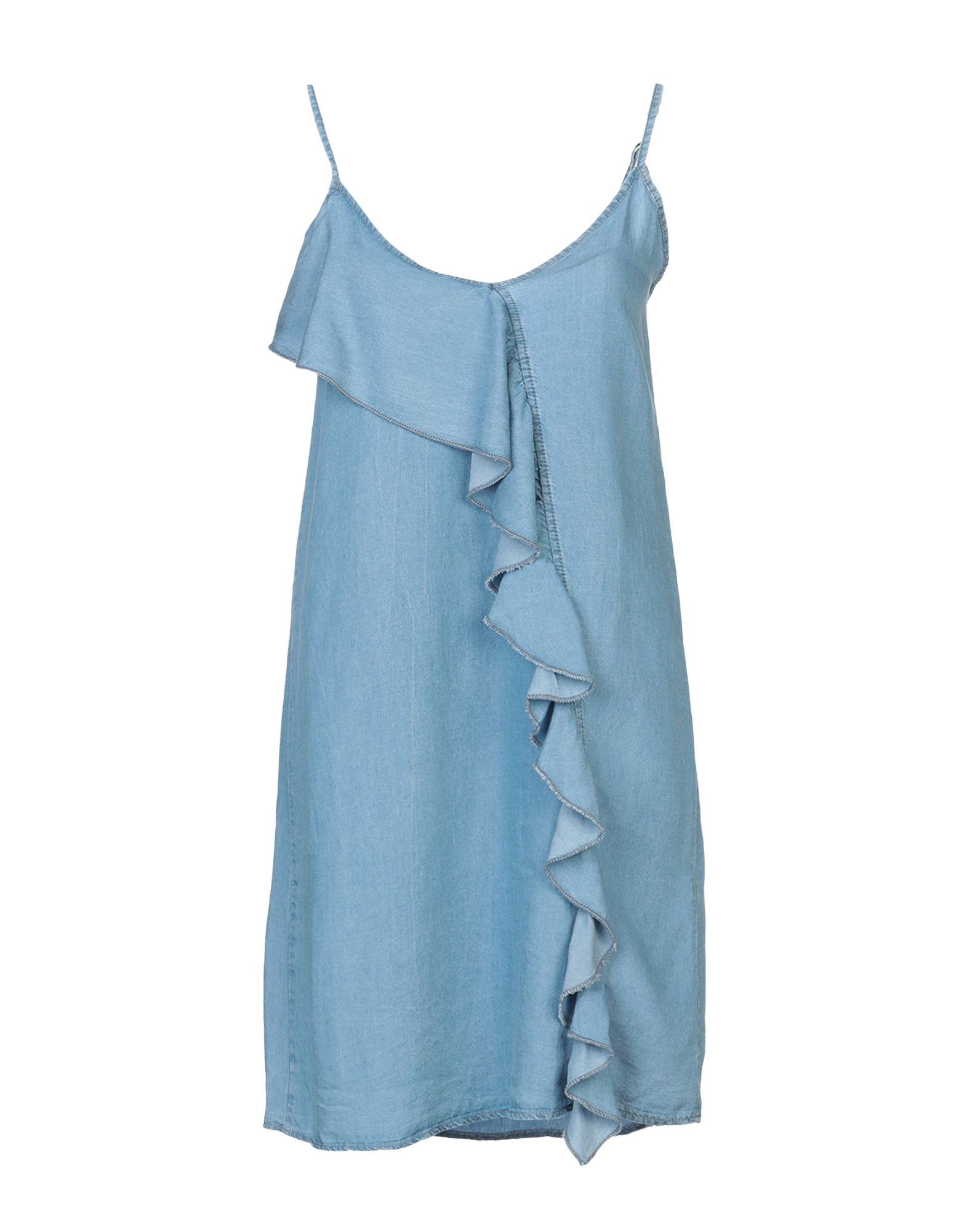 MET JEANS Короткое платье цены онлайн