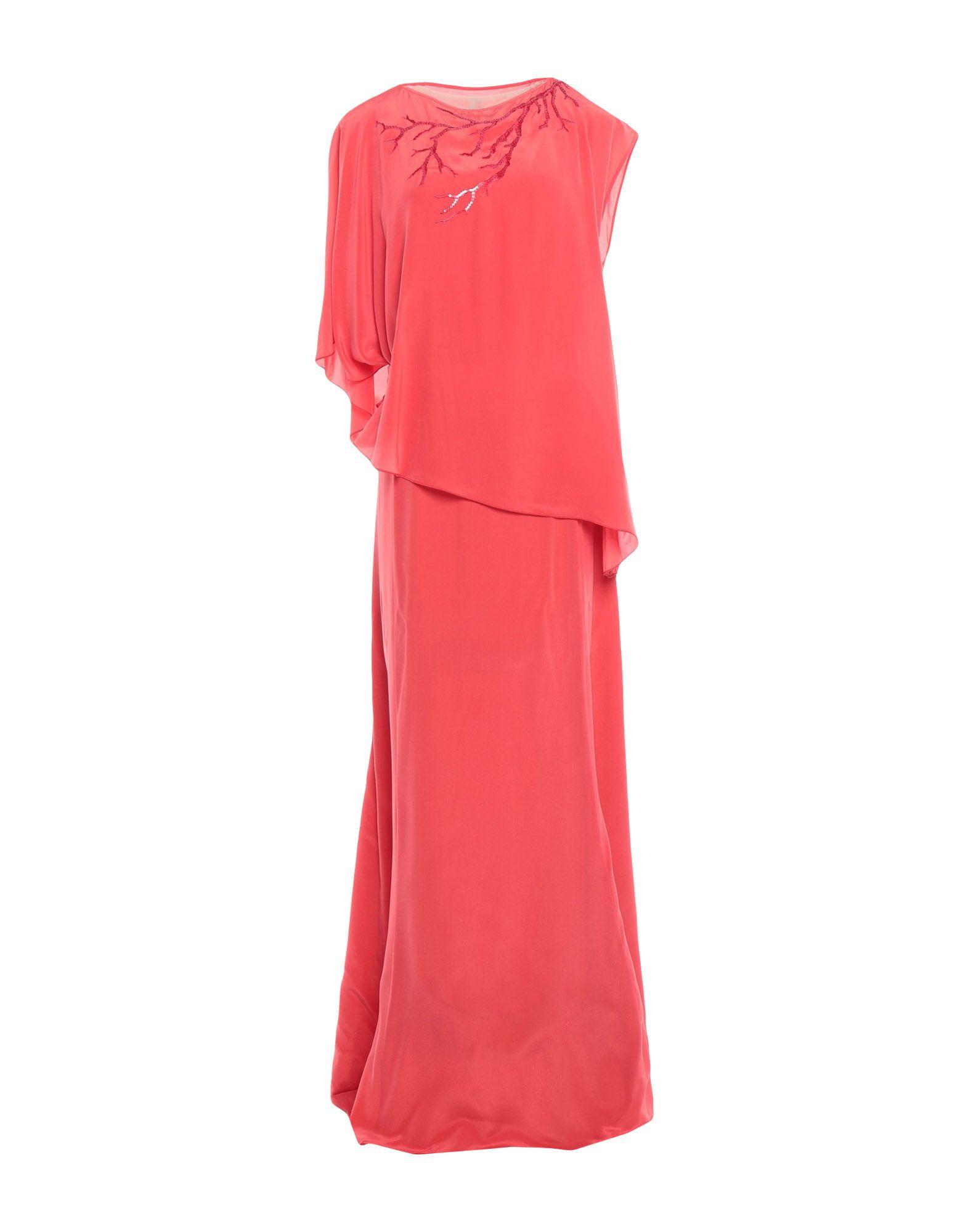 WHO*S WHO Длинное платье платье who is who платья и сарафаны бандажные и обтягивающие