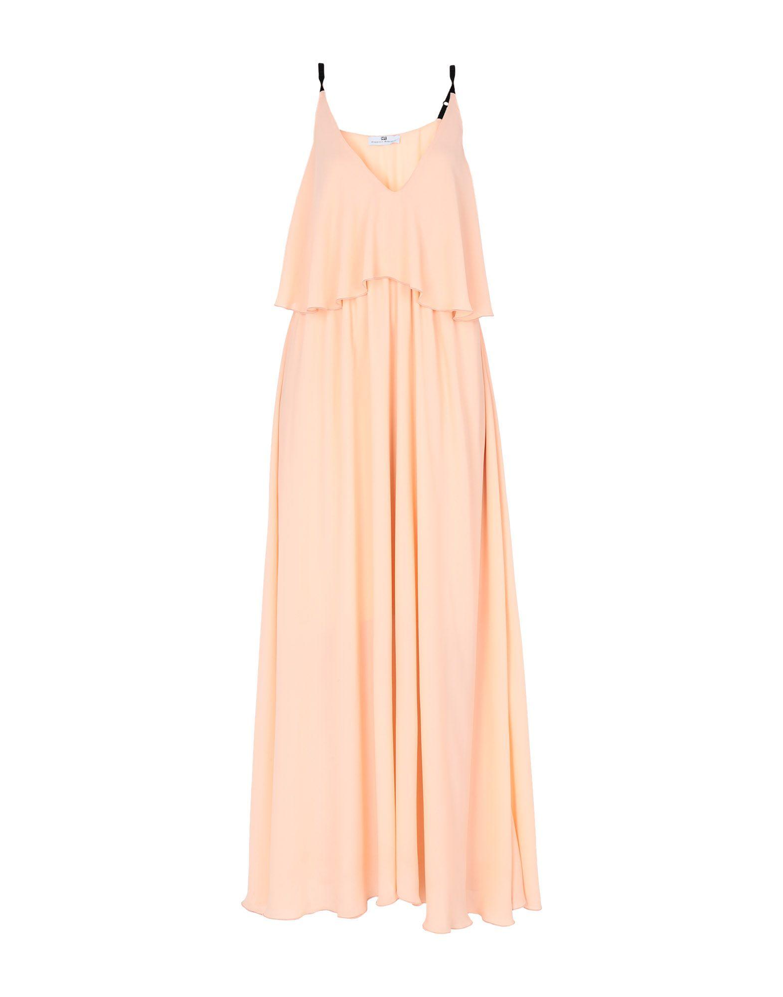 MASSIMO REBECCHI Длинное платье