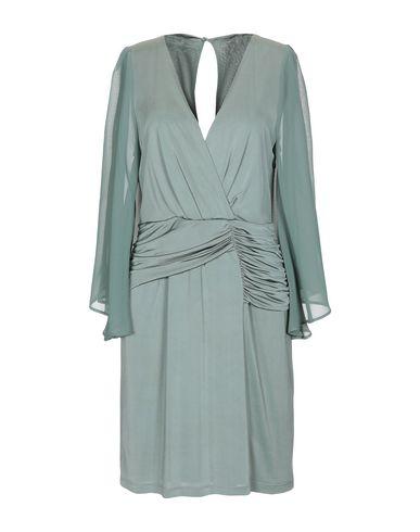 Купить Женское короткое платье  светло-зеленого цвета