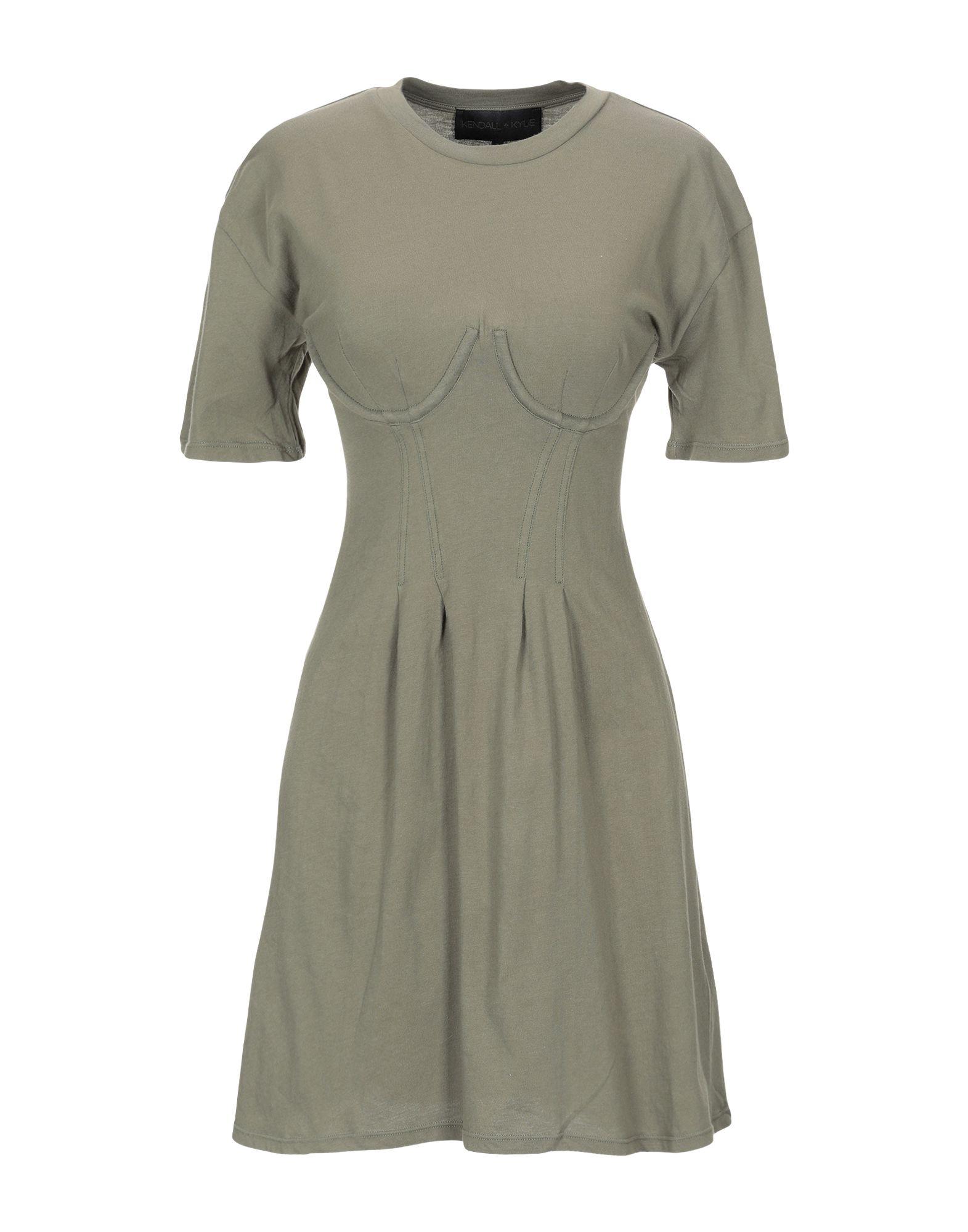 KENDALL + KYLIE Короткое платье босоножки kylie kylie ky002awbldb7
