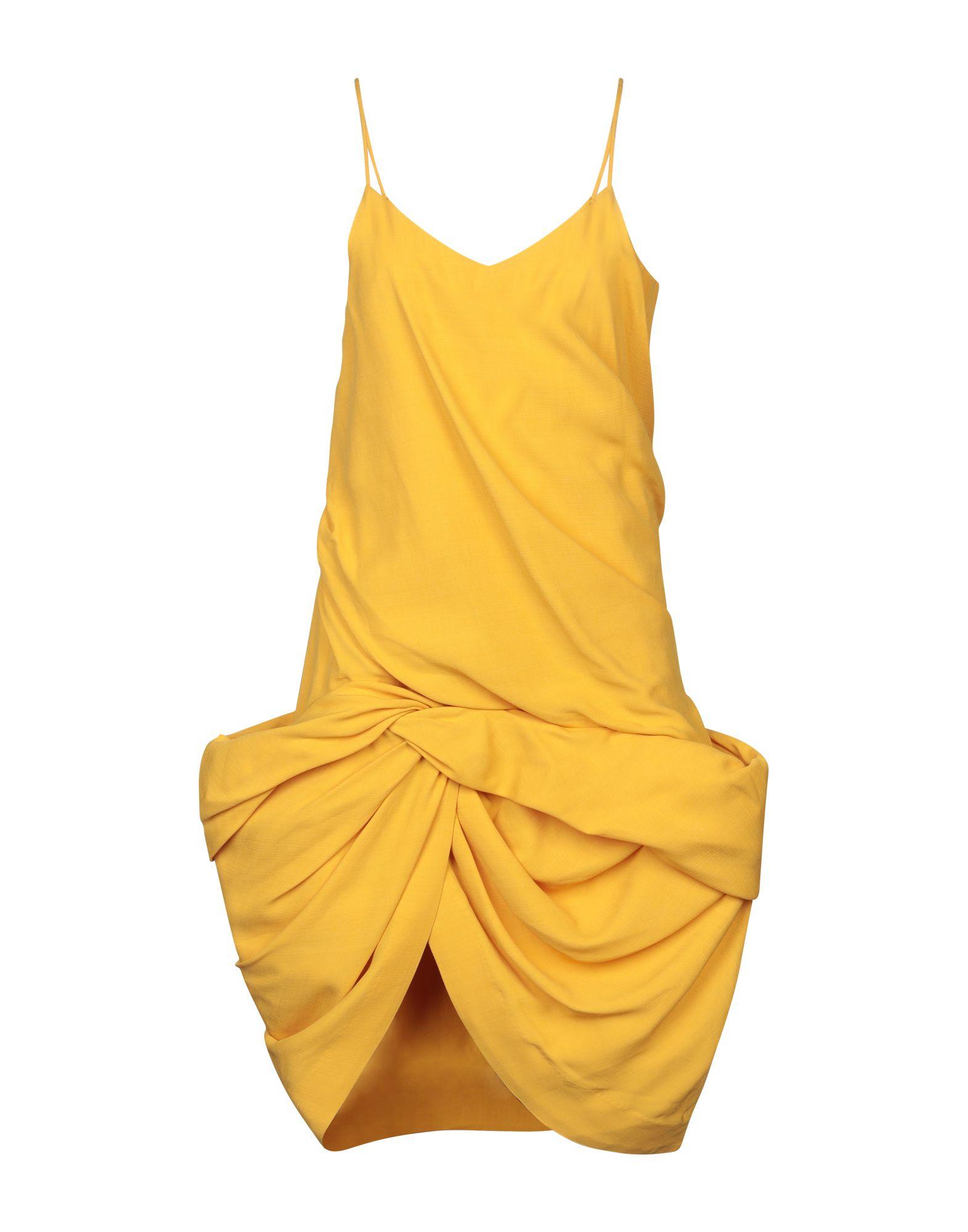 JACQUEMUS Платье до колена