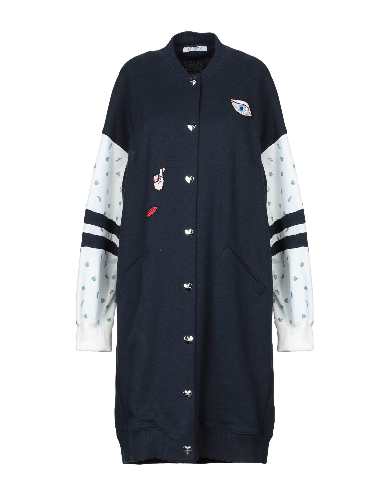VIVETTA Легкое пальто vivetta легкое пальто
