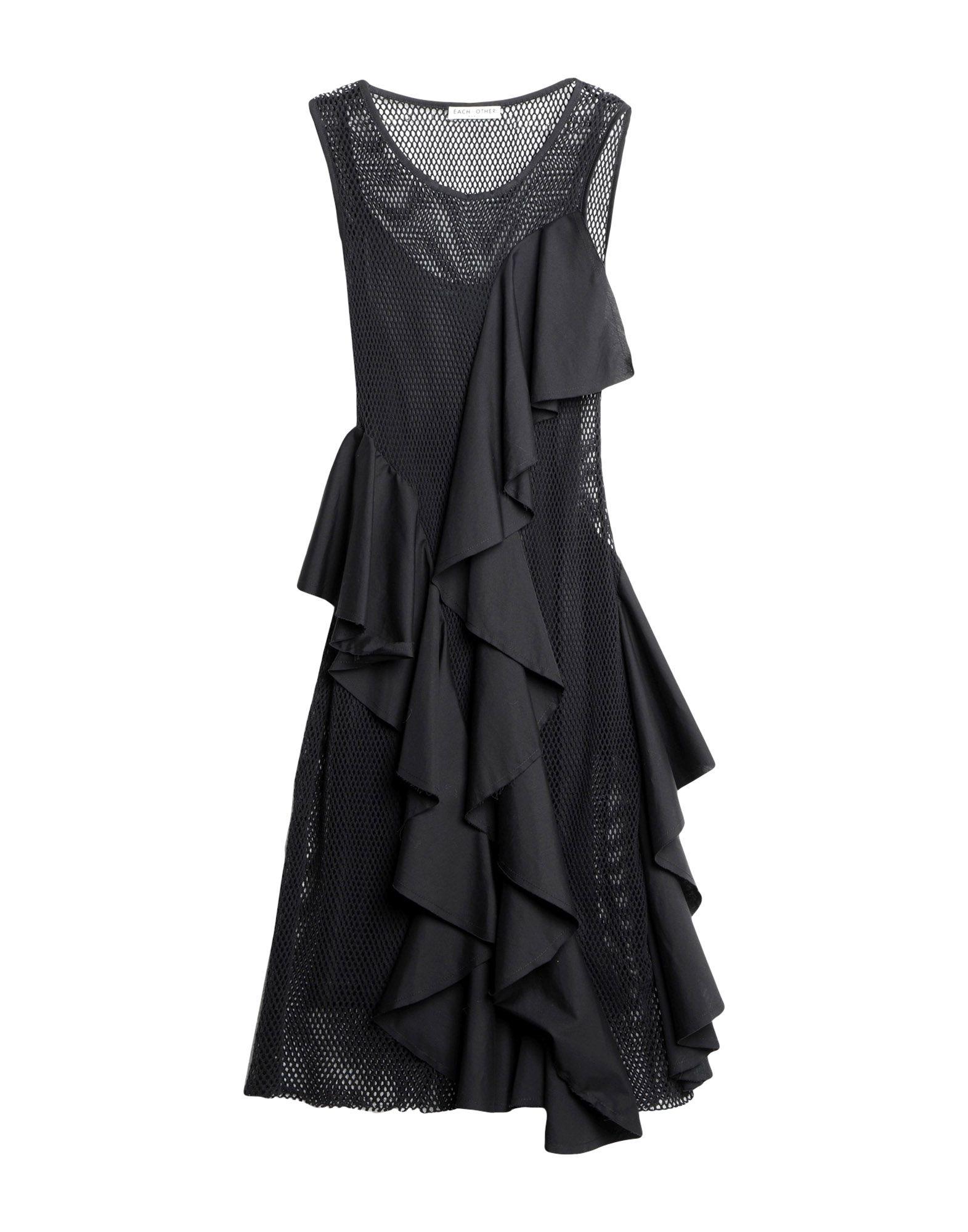 EACH X OTHER Платье до колена цена в Москве и Питере