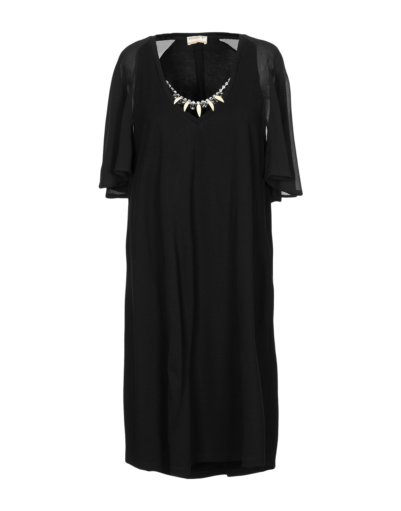 MET Короткое платье платье met met me486ewapjx6