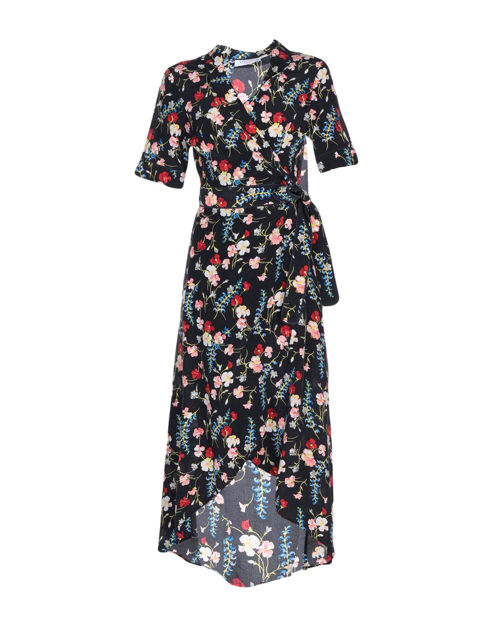 EQUIPMENT Платье до колена charli платье до колена