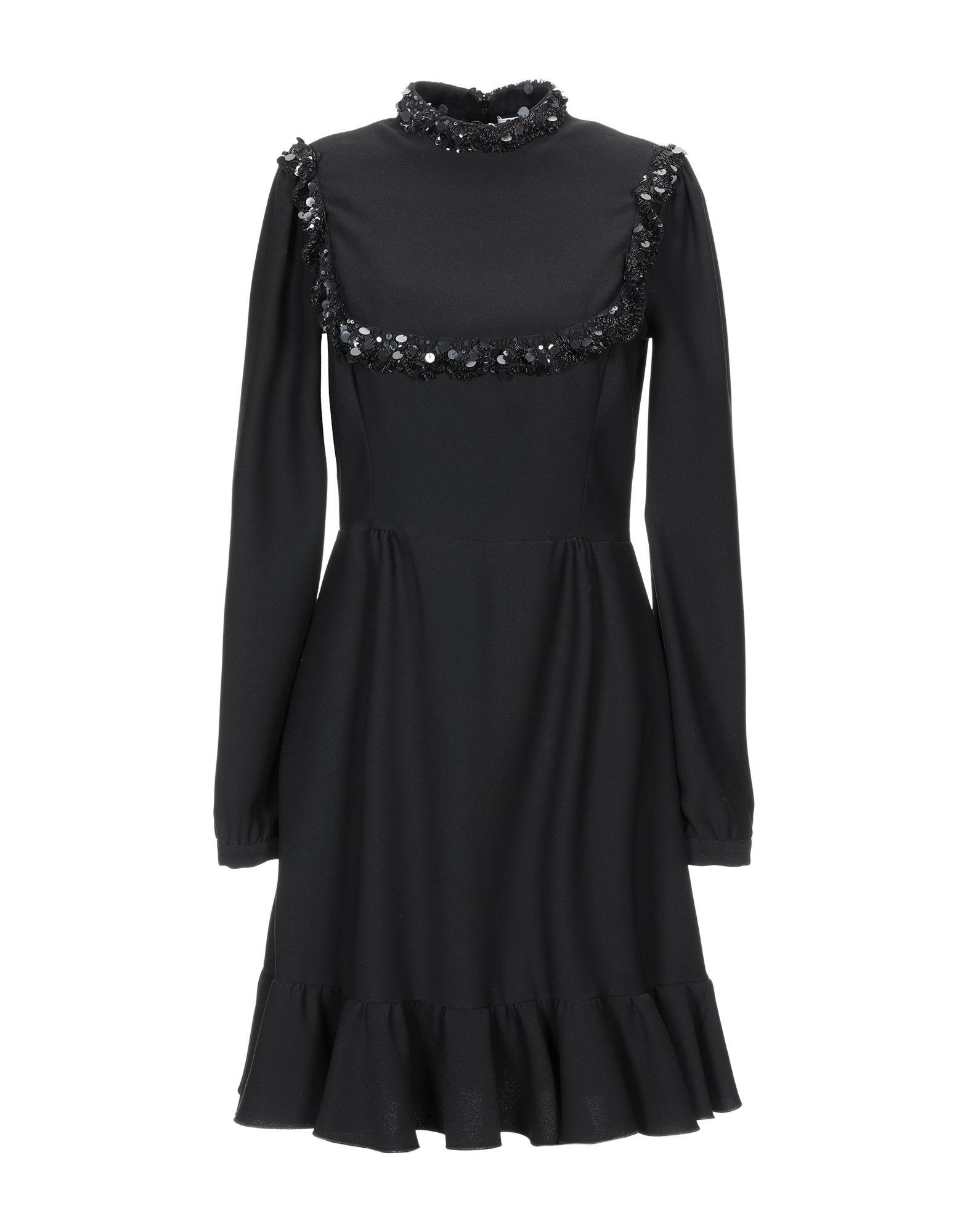 BLUGIRL BLUMARINE Короткое платье универсальное платье на молнии blugirl