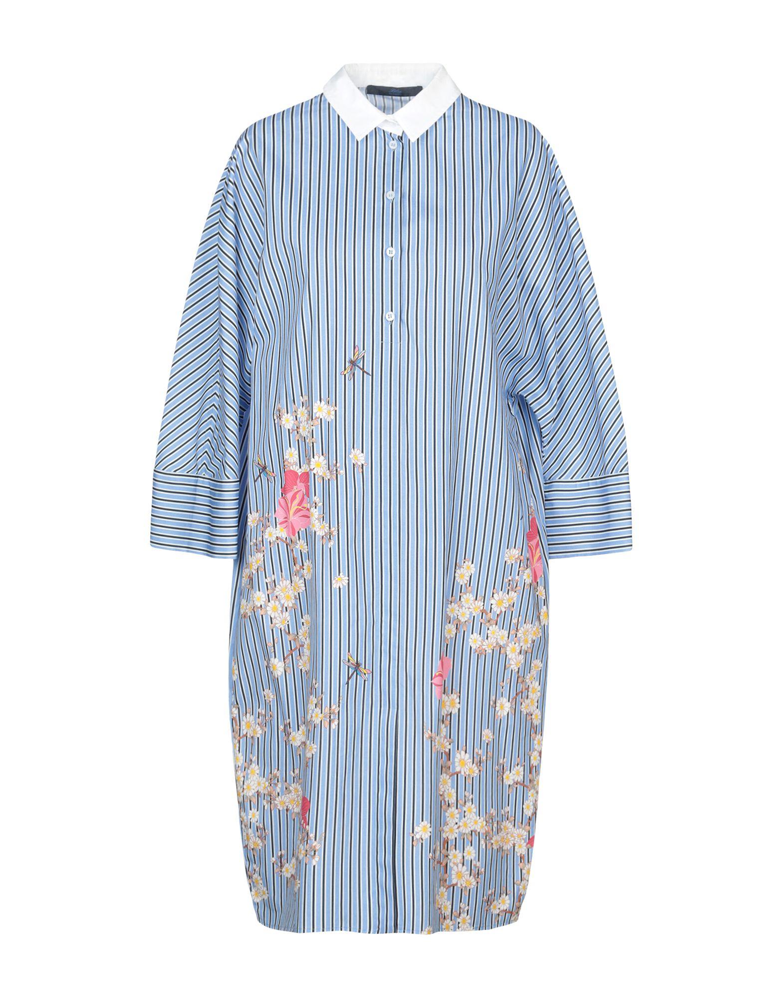BLUE LES COPAINS Платье до колена