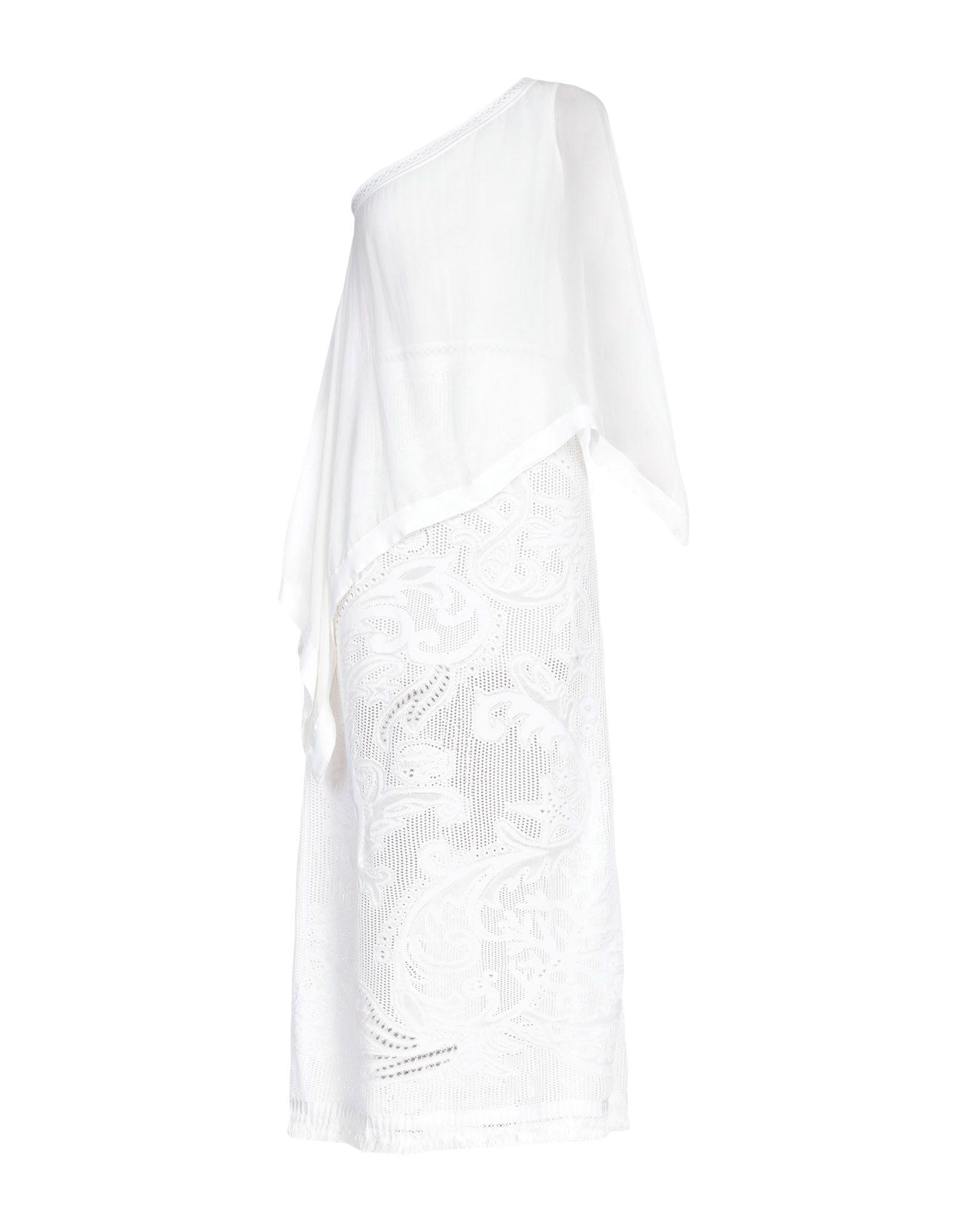 купить ROBERTO CAVALLI Длинное платье по цене 36450 рублей