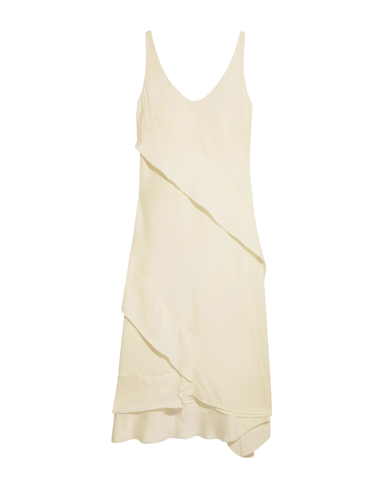 CEDRIC CHARLIER Платье длиной 3/4 cedric charlier платье с принтом
