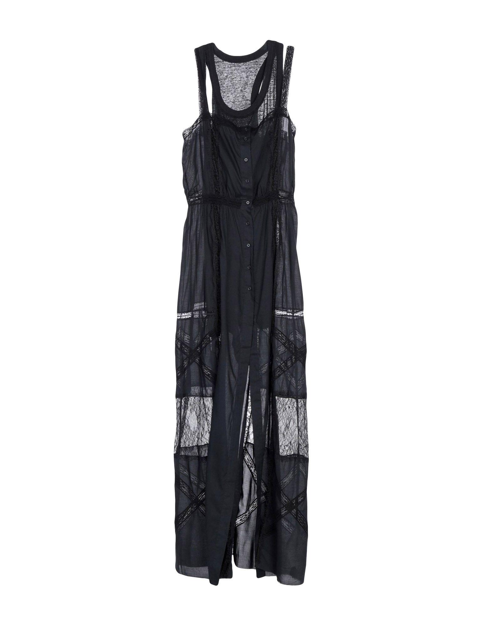 DIESEL Длинное платье платье diesel diesel di303ewwld80