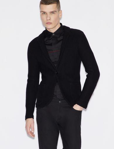 Armani Exchange Mens Jackets Blazers Ax Store