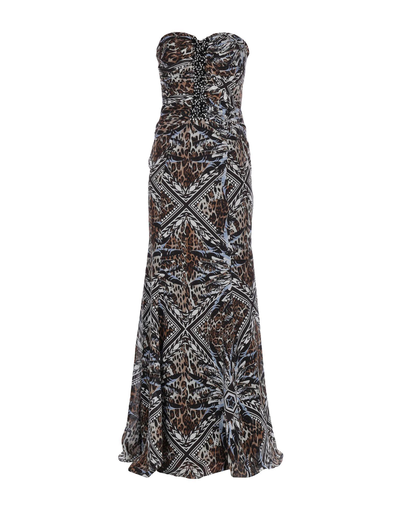 PHILIPP PLEIN Длинное платье