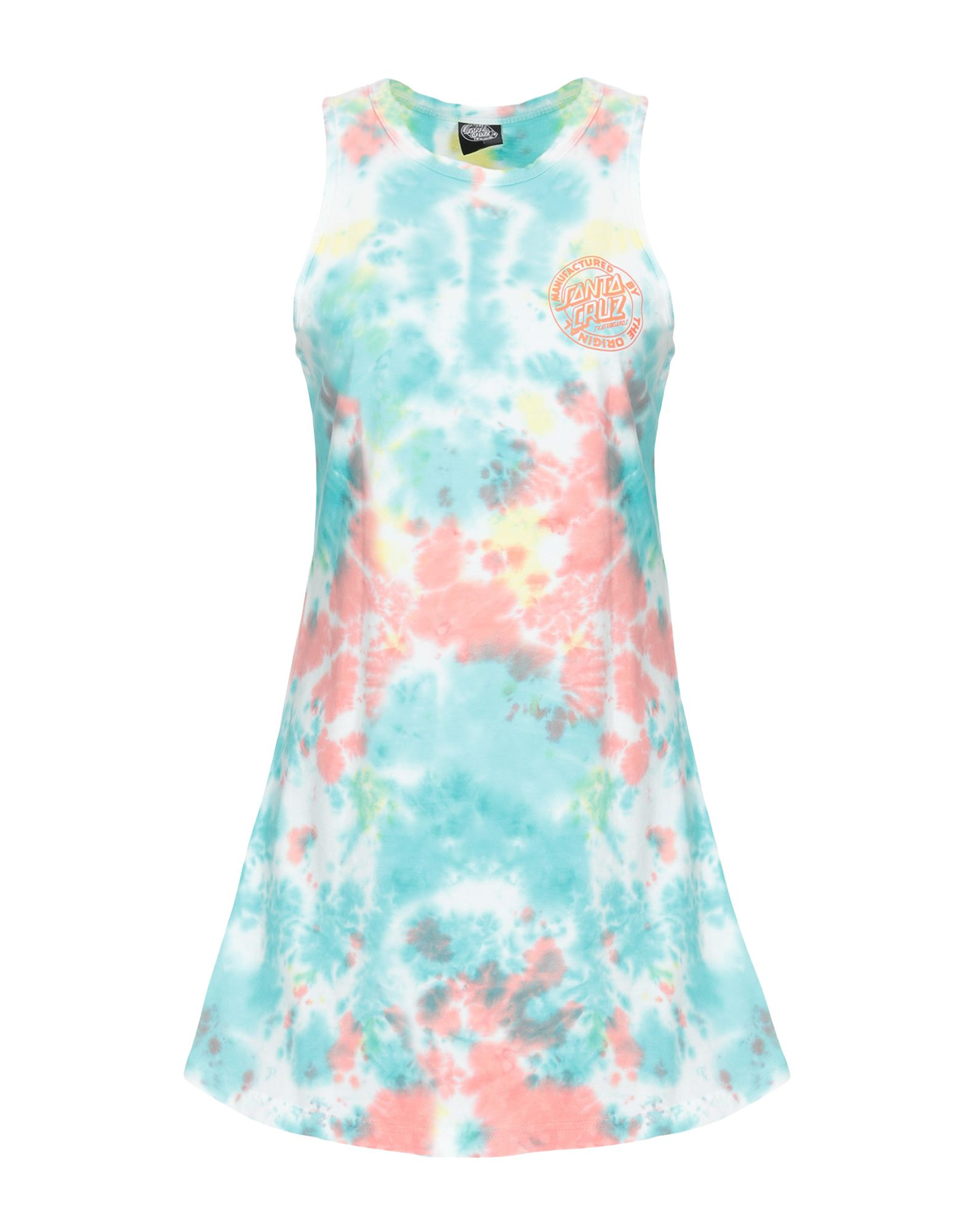 SANTA CRUZ Короткое платье цены