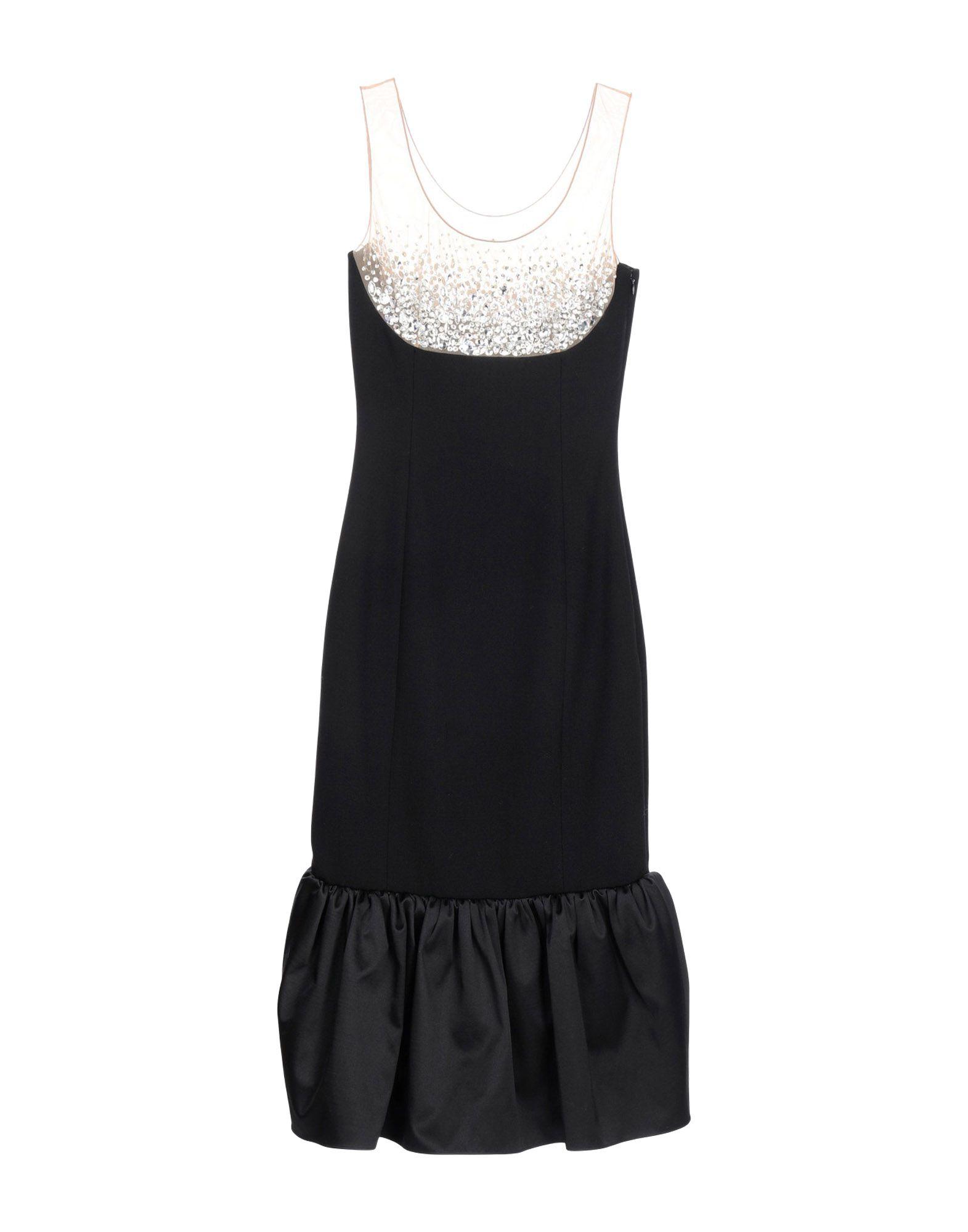MICHAEL KORS COLLECTION Платье длиной 3/4 michael kors collection платье длиной 3 4