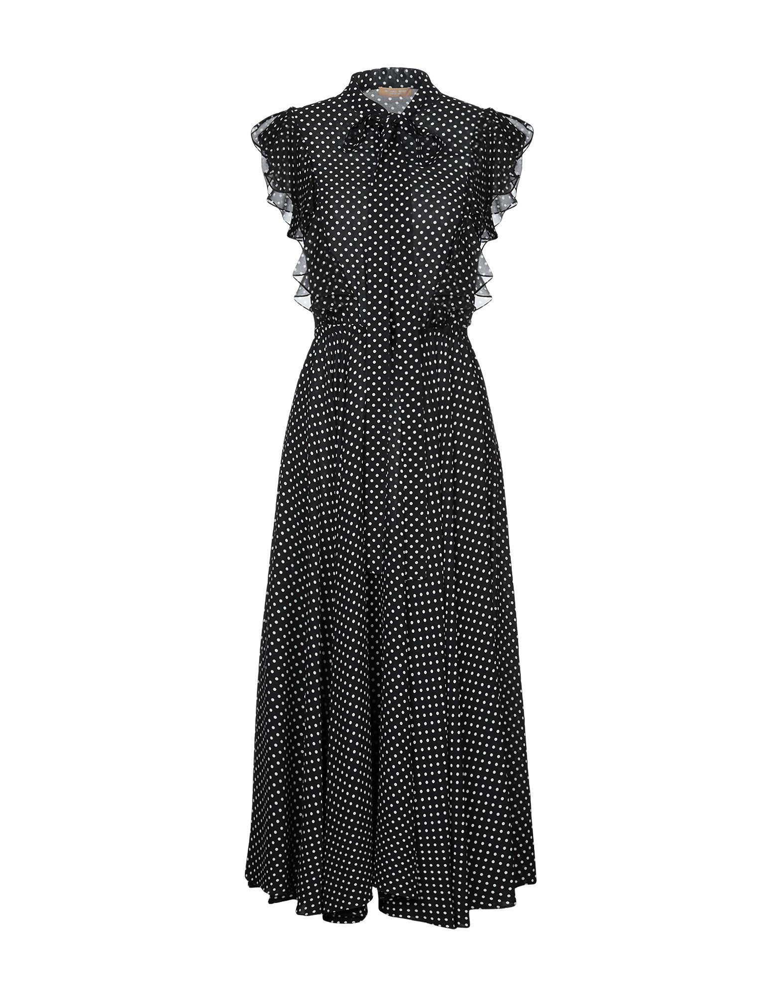 Фото - MICHAEL KORS COLLECTION Длинное платье michael kors collection майка