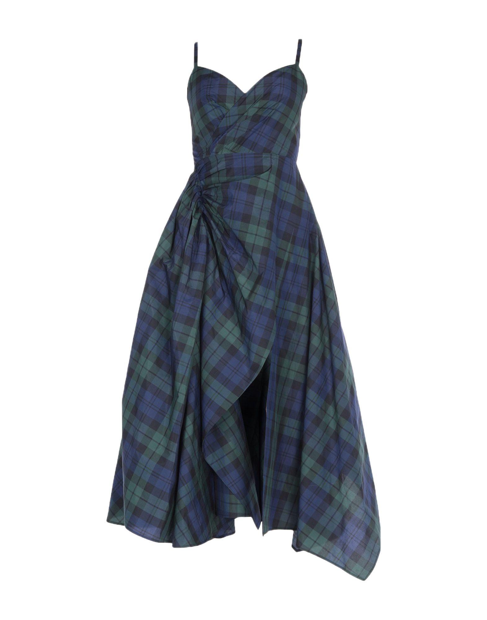 цена MICHAEL KORS COLLECTION Платье длиной 3/4 онлайн в 2017 году