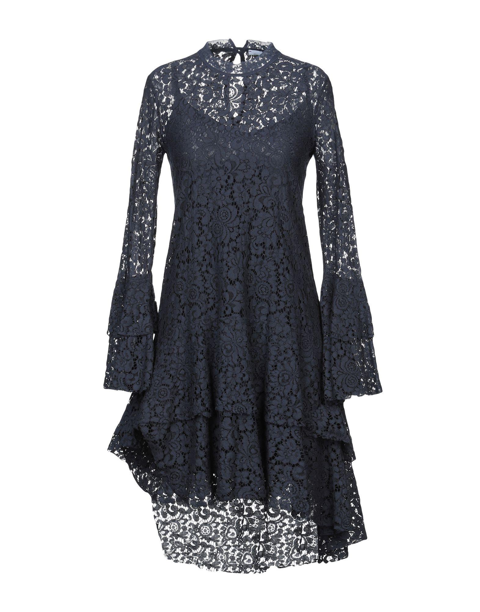 MR MASSIMO REBECCHI Платье до колена недорго, оригинальная цена