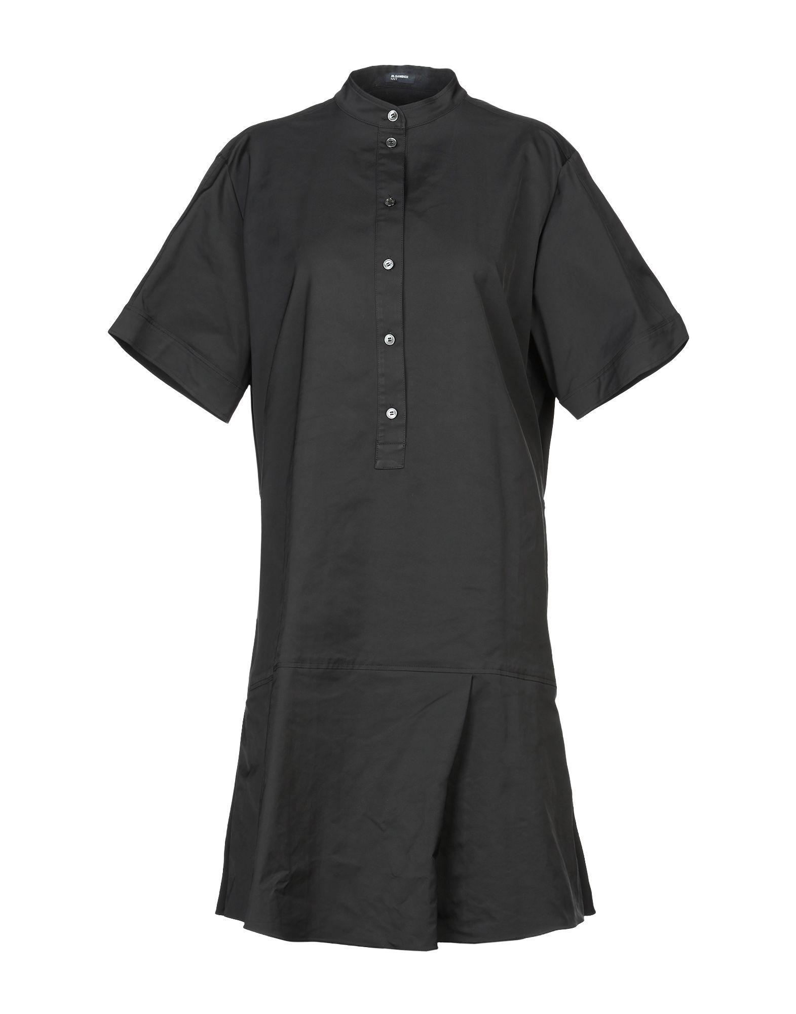 JIL SANDER NAVY Короткое платье рубашка jil sander navy page 2 page href page 6
