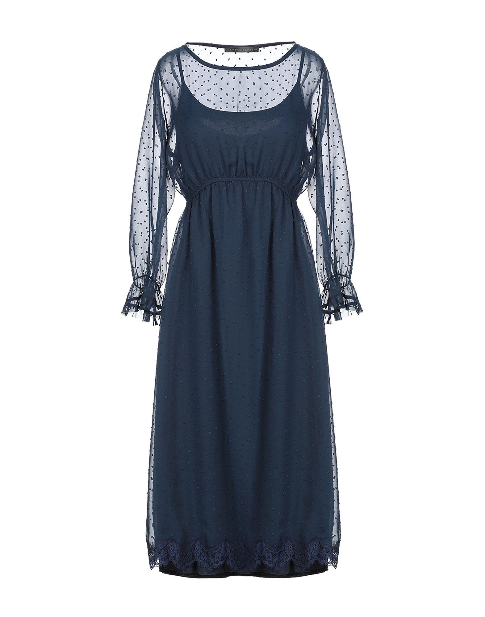 купить MASSIMO REBECCHI Платье до колена по цене 6700 рублей