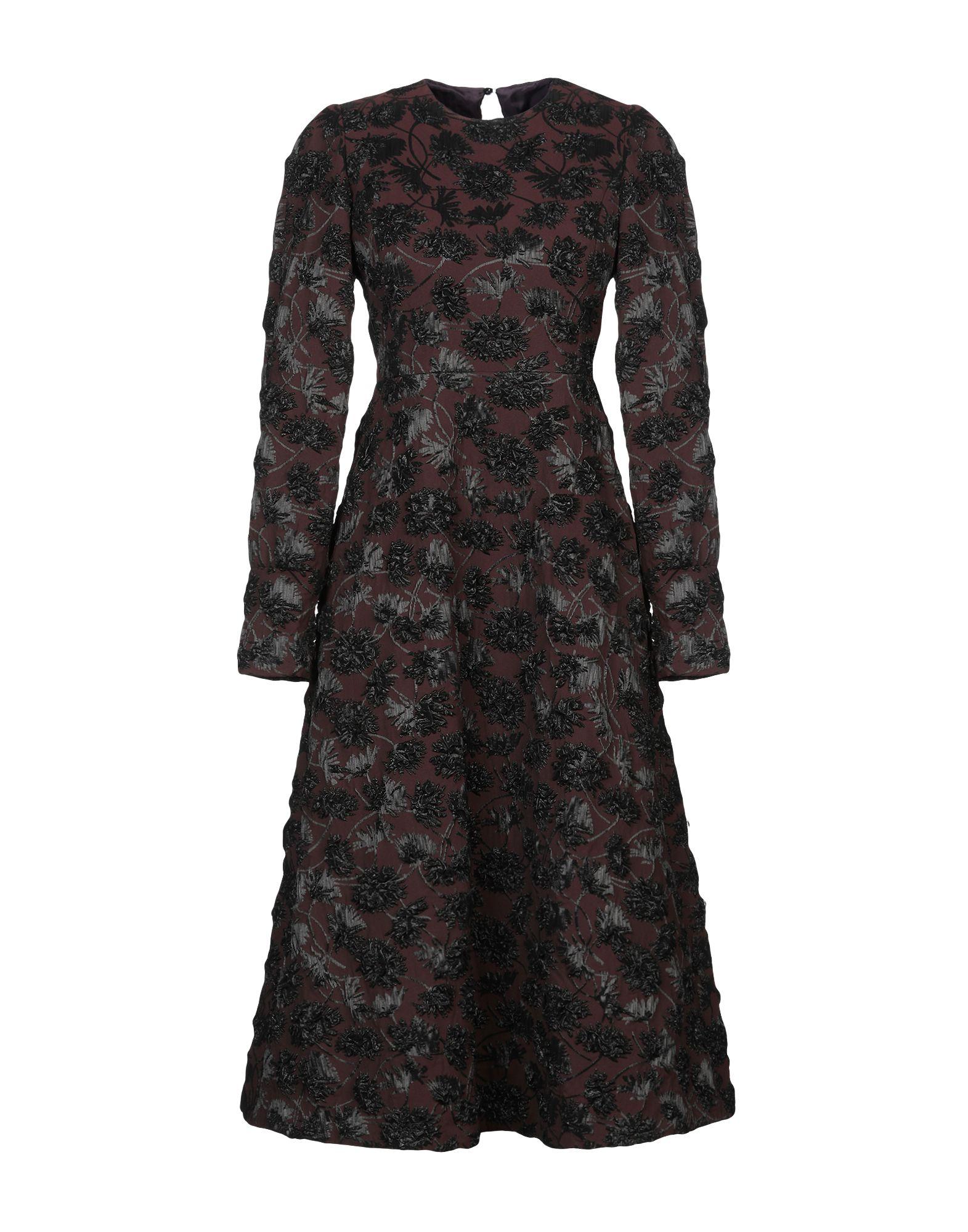 ROCHAS Платье длиной 3/4 гюго виктор отверженные [роман в ii т ] т ii