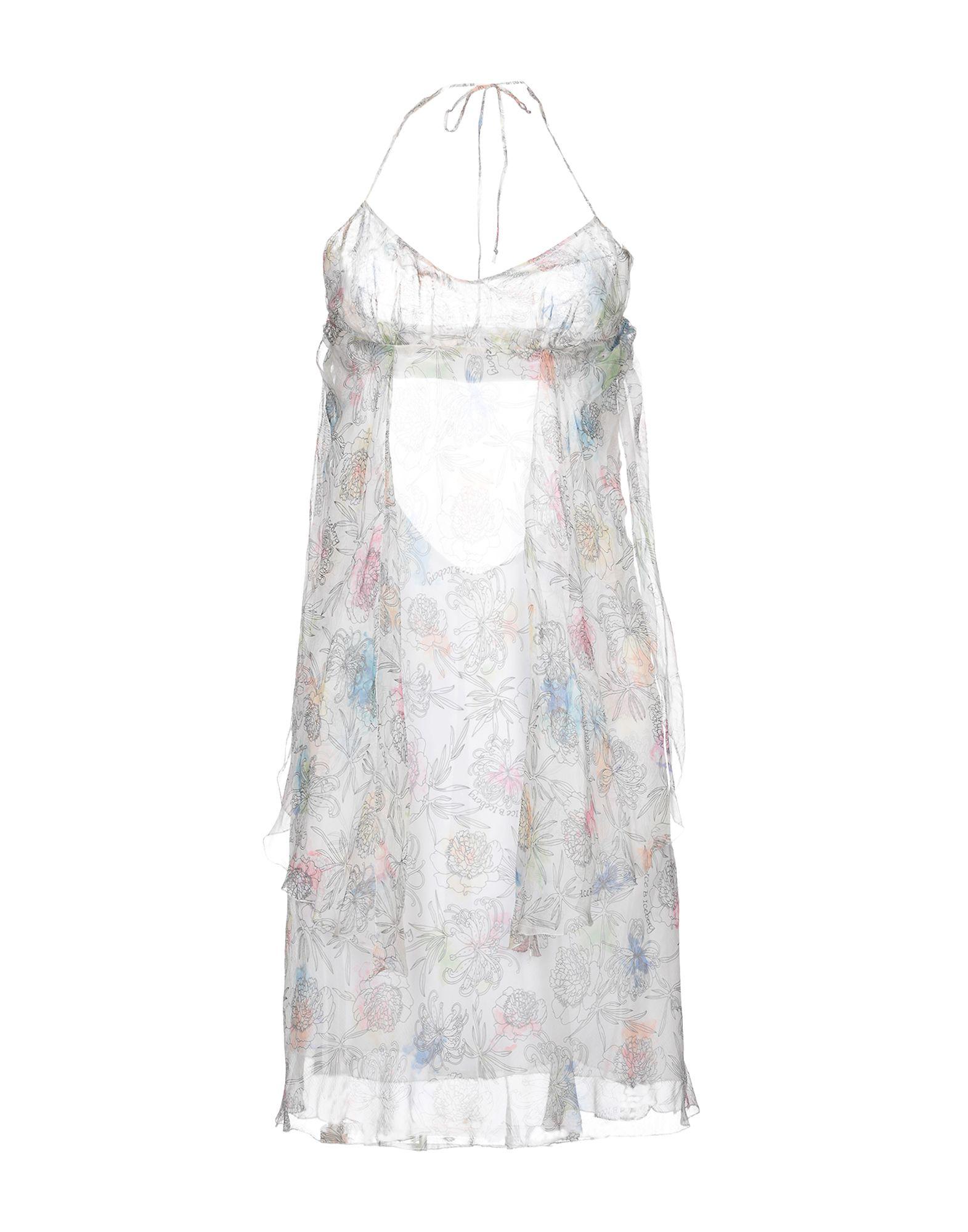цена ICE B ICEBERG Короткое платье онлайн в 2017 году