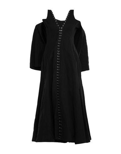 Длинное платье Yohji Yamamoto