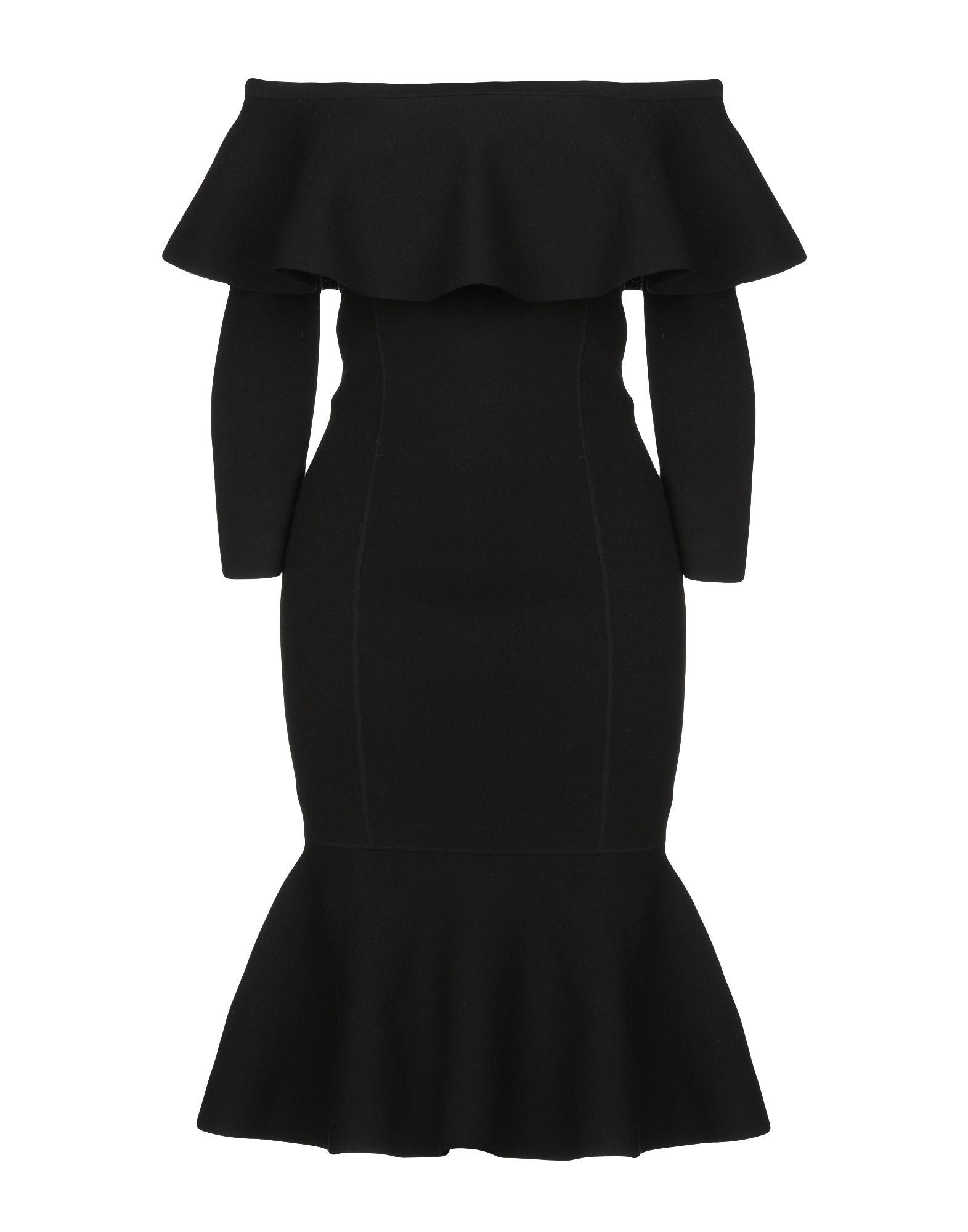 Фото - MICHAEL KORS COLLECTION Короткое платье michael kors collection юбка длиной 3 4