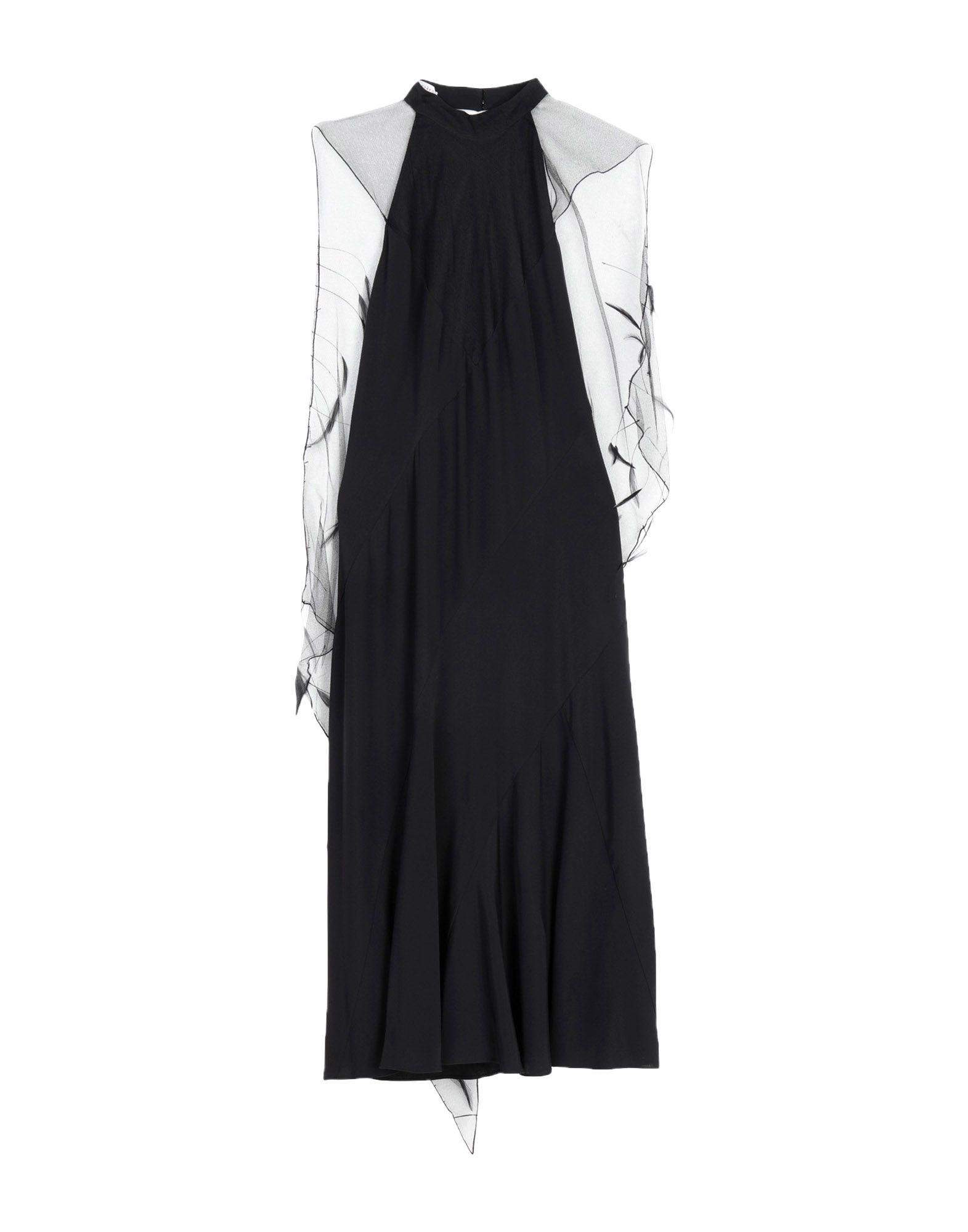 OLIVIER THEYSKENS Платье длиной 3/4 гао lujie colgate звезда дизайн подписи рука веревка