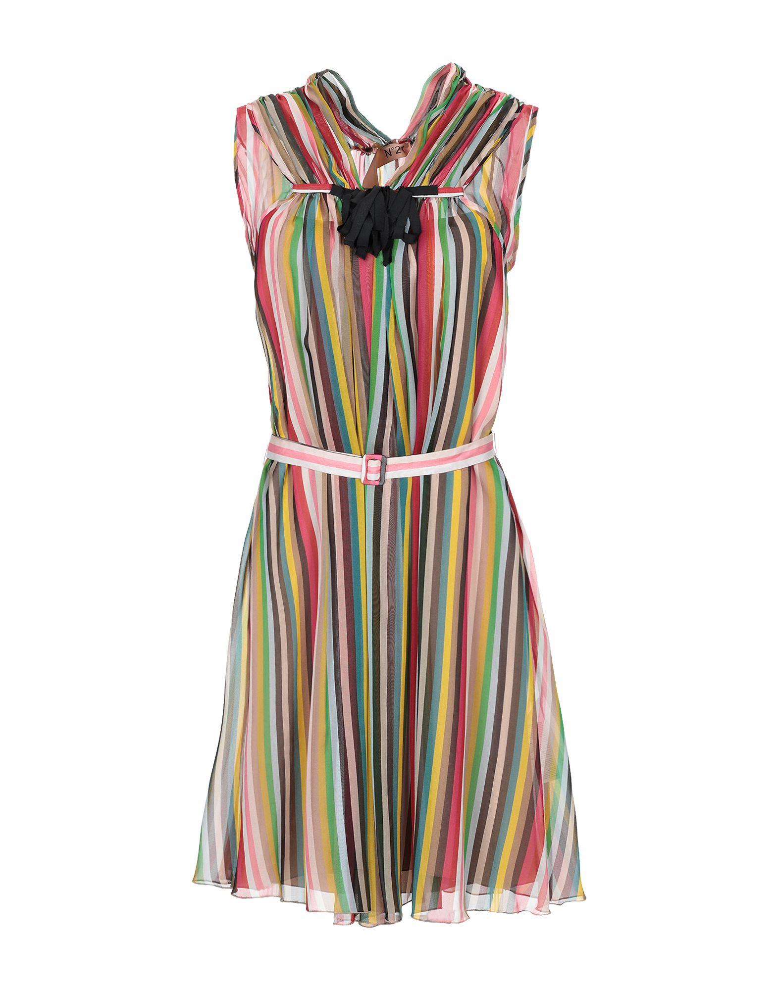 Фото - N°21 Платье до колена n° 21 платье до колена