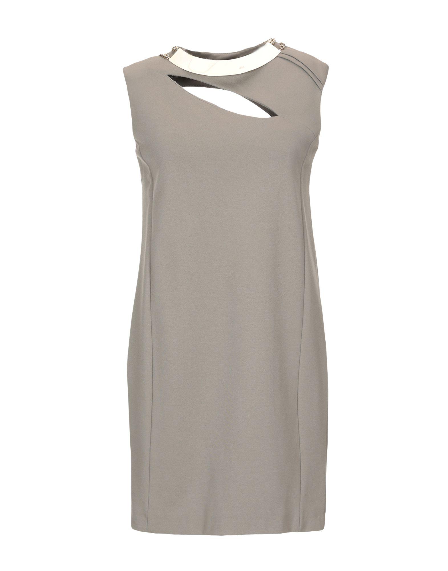 SHI 4 Короткое платье shi 4 юбка до колена