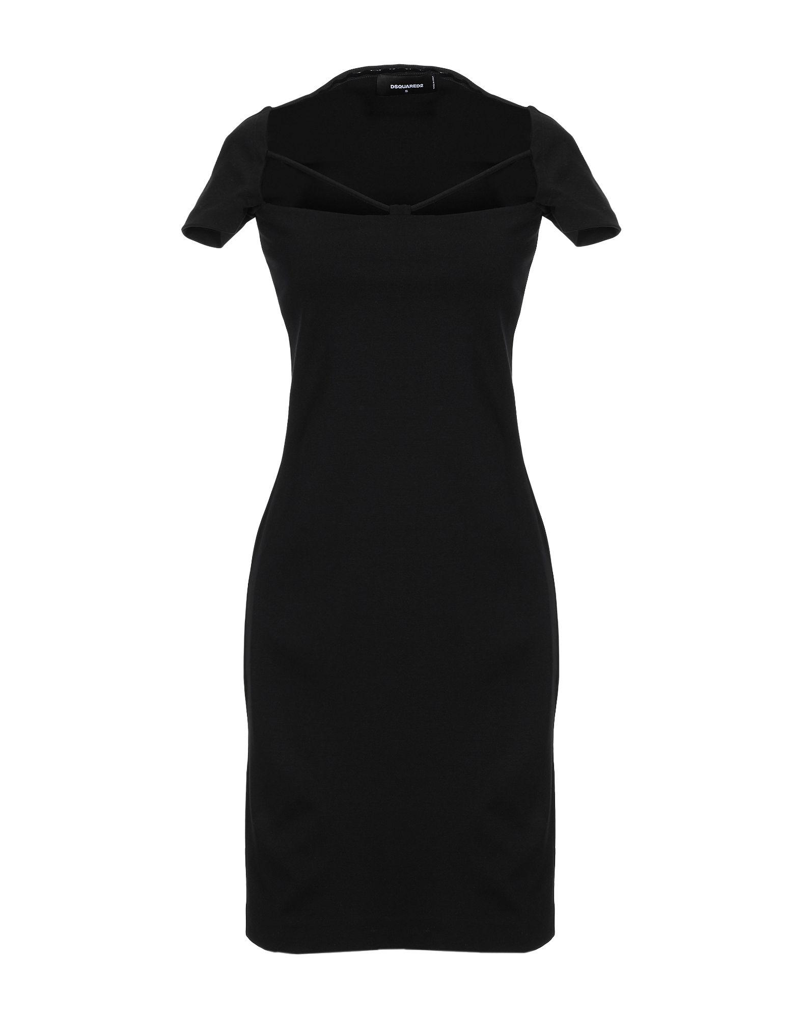 DSQUARED2 Короткое платье