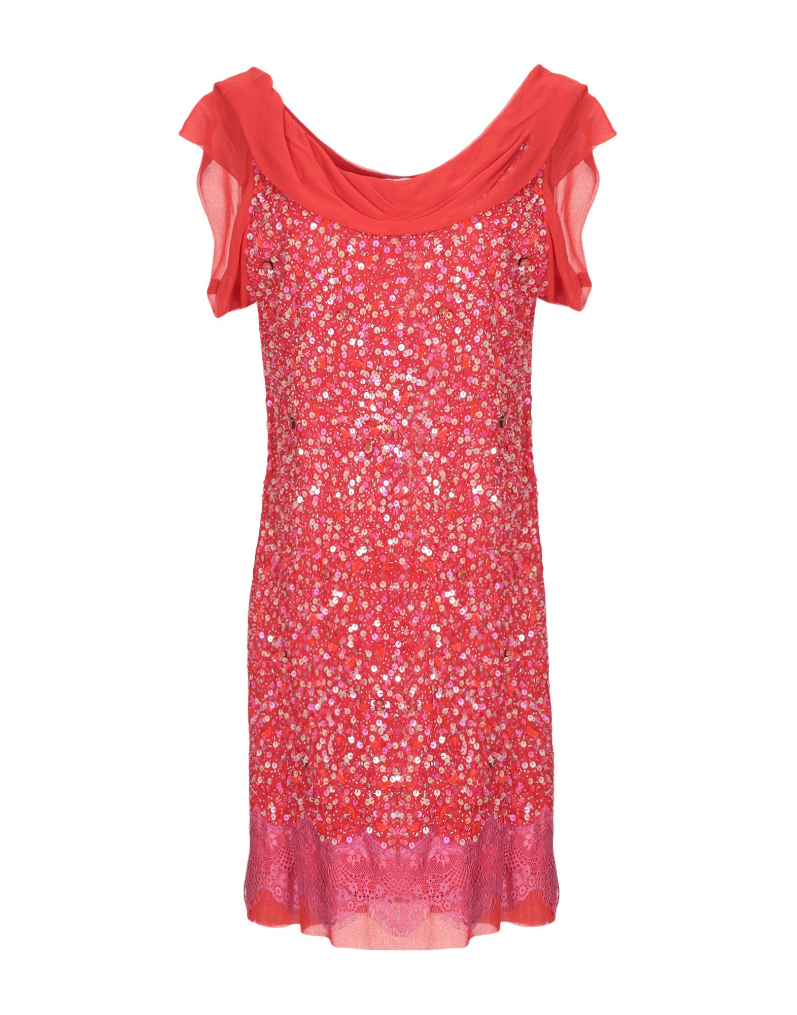 LE RAGAZZE DI ST. BARTH Короткое платье недорго, оригинальная цена